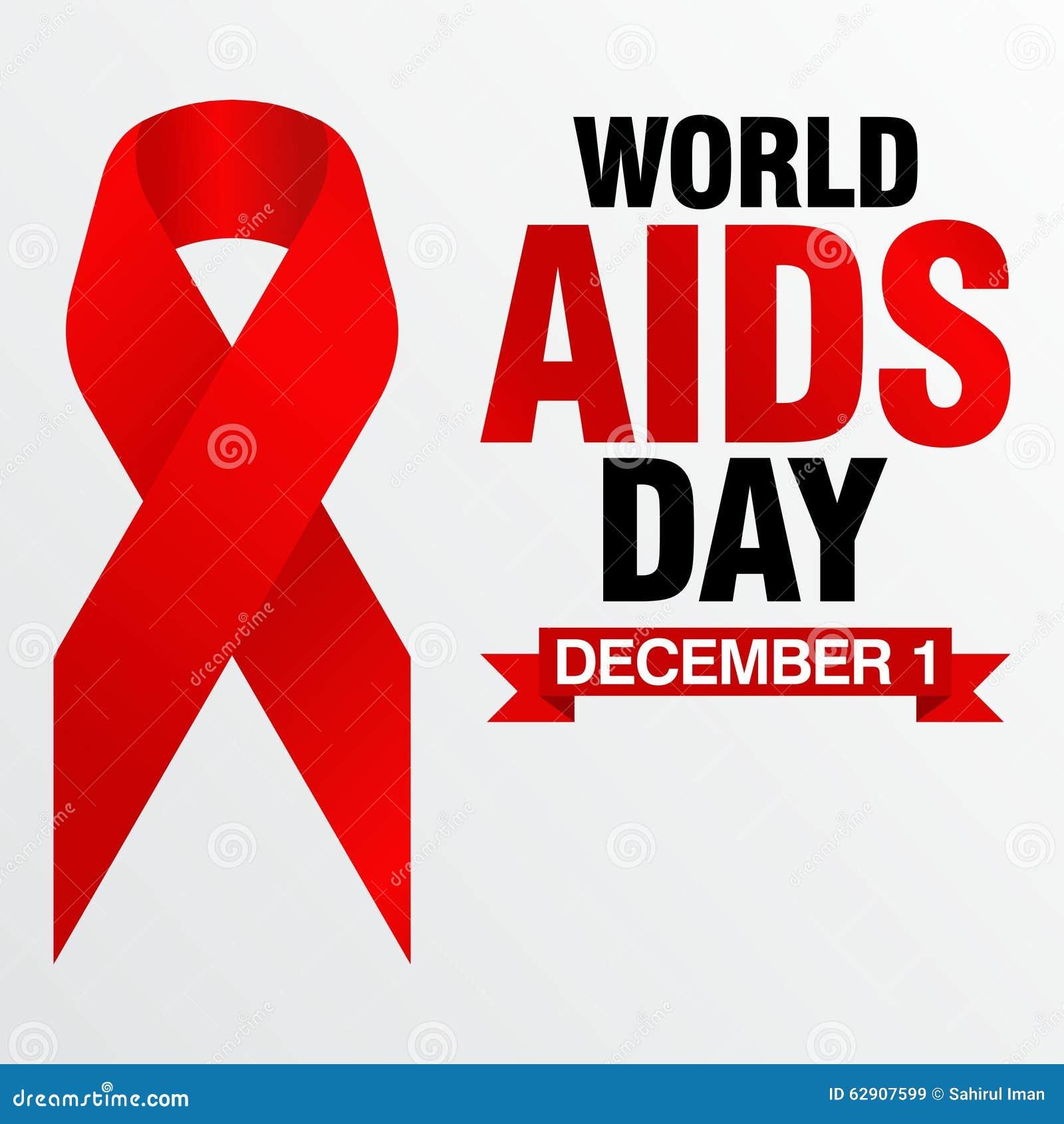 Día Mundial Del Sida, Cartel Y Citas, Mensaje Inspirado Imagen de ...