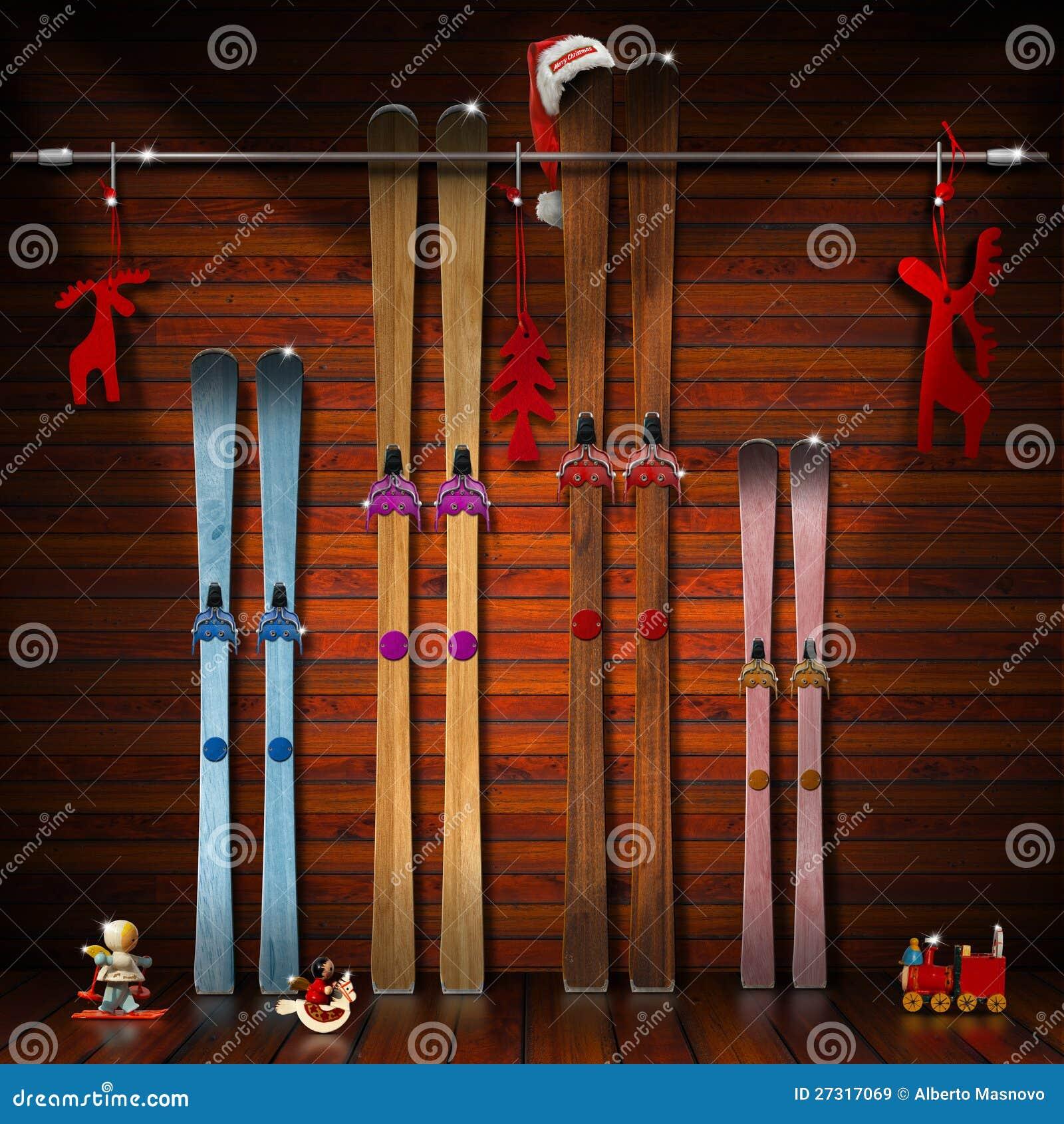 Días de fiesta de la Navidad con la familia