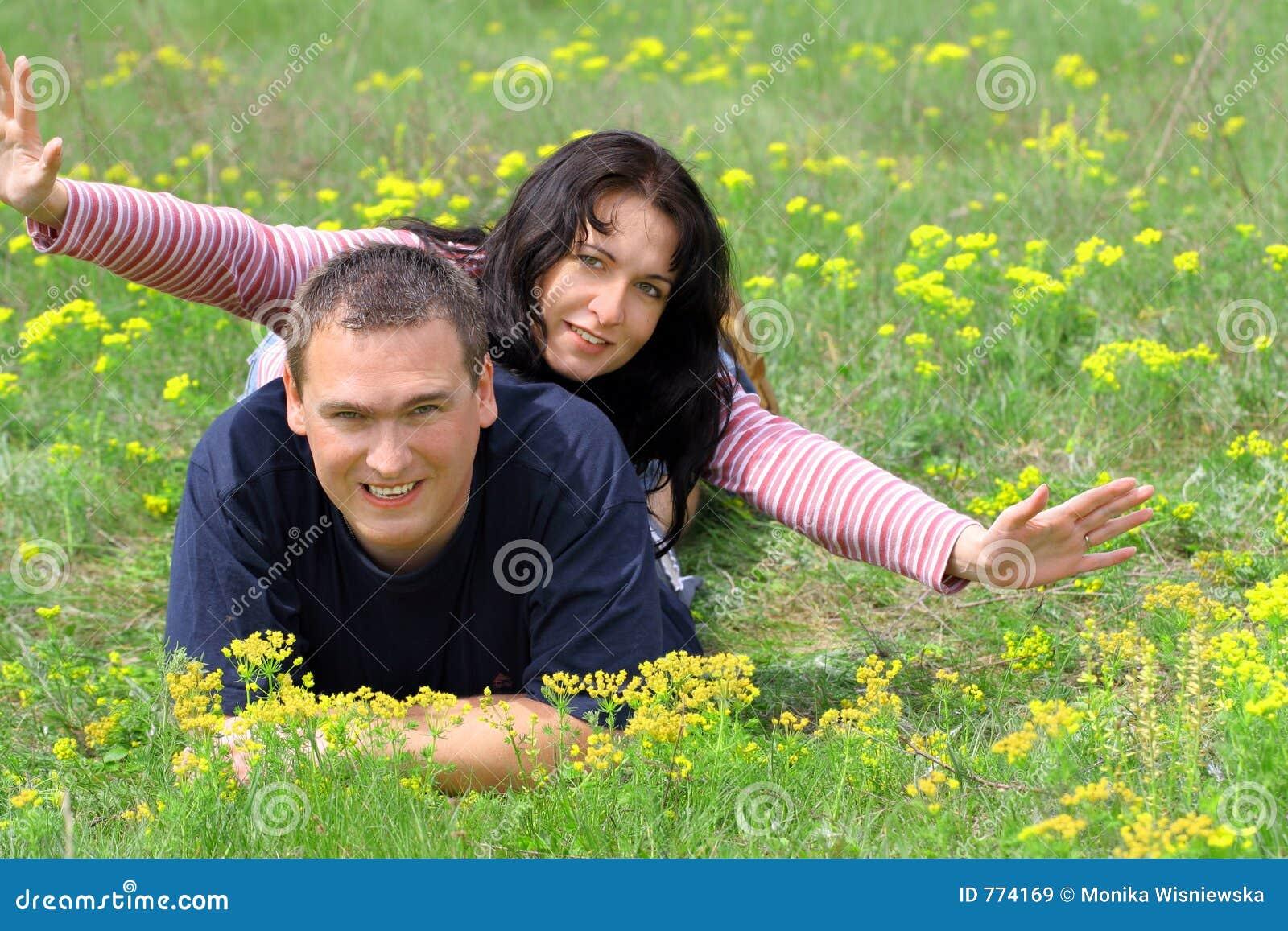 Días de fiesta en la hierba