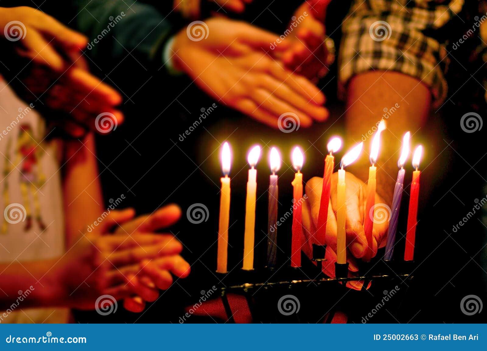 Días de fiesta judíos Hanukkah