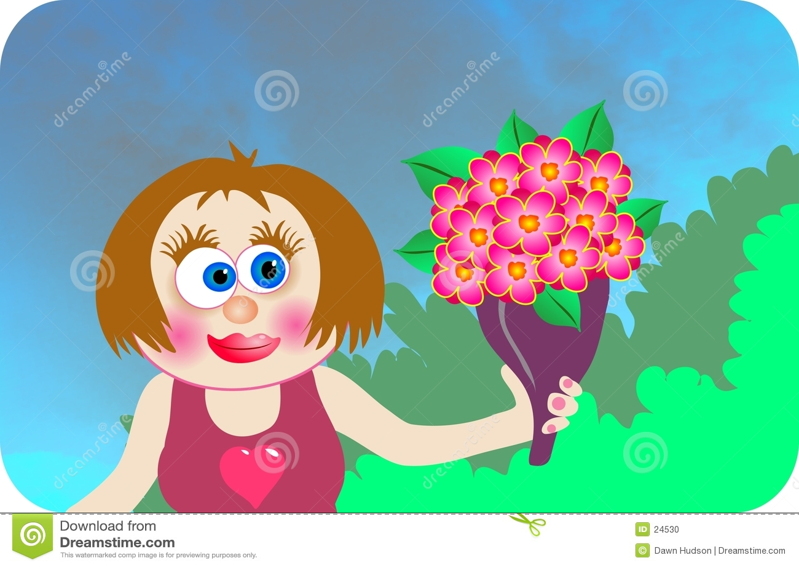 Dígalo con las flores