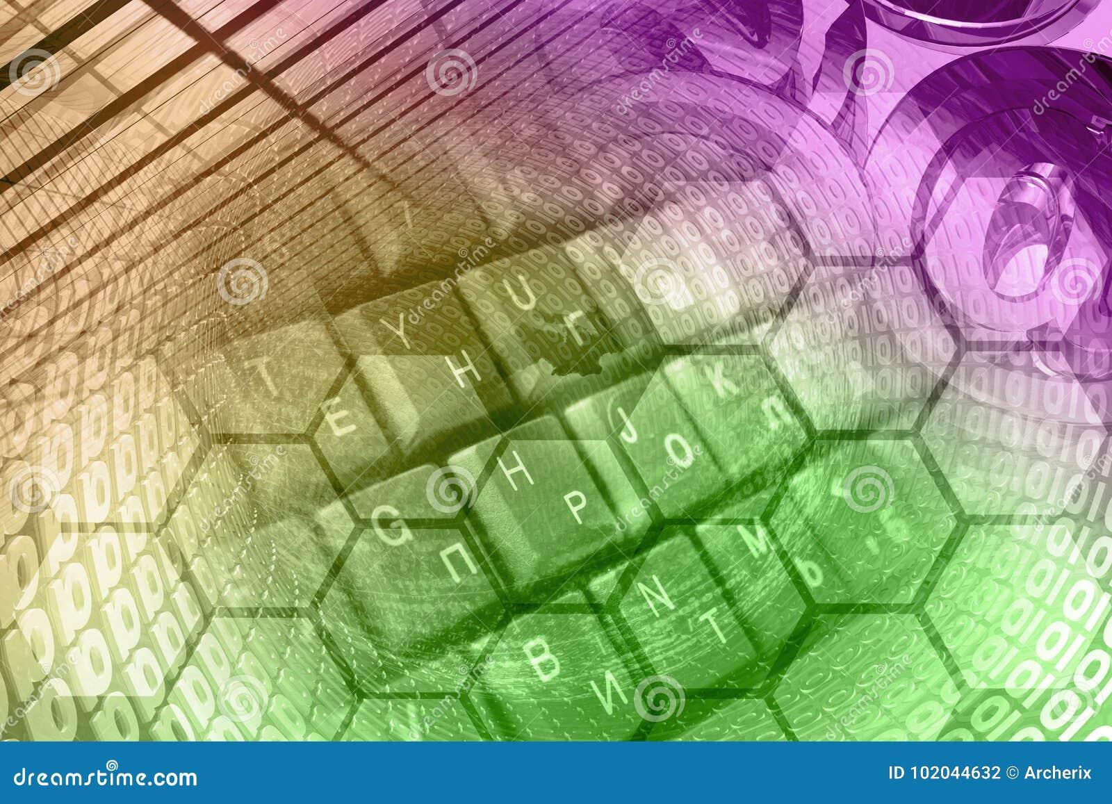 Dígitos e teclado