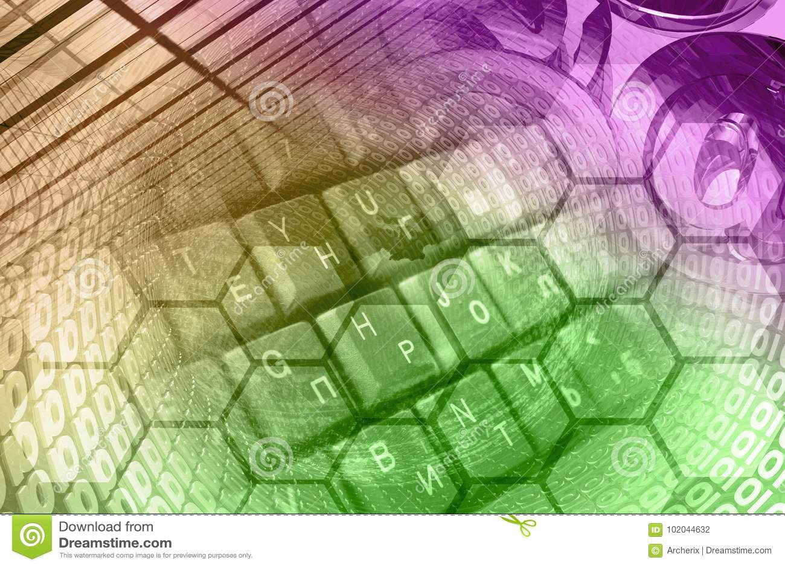 Dígitos y teclado