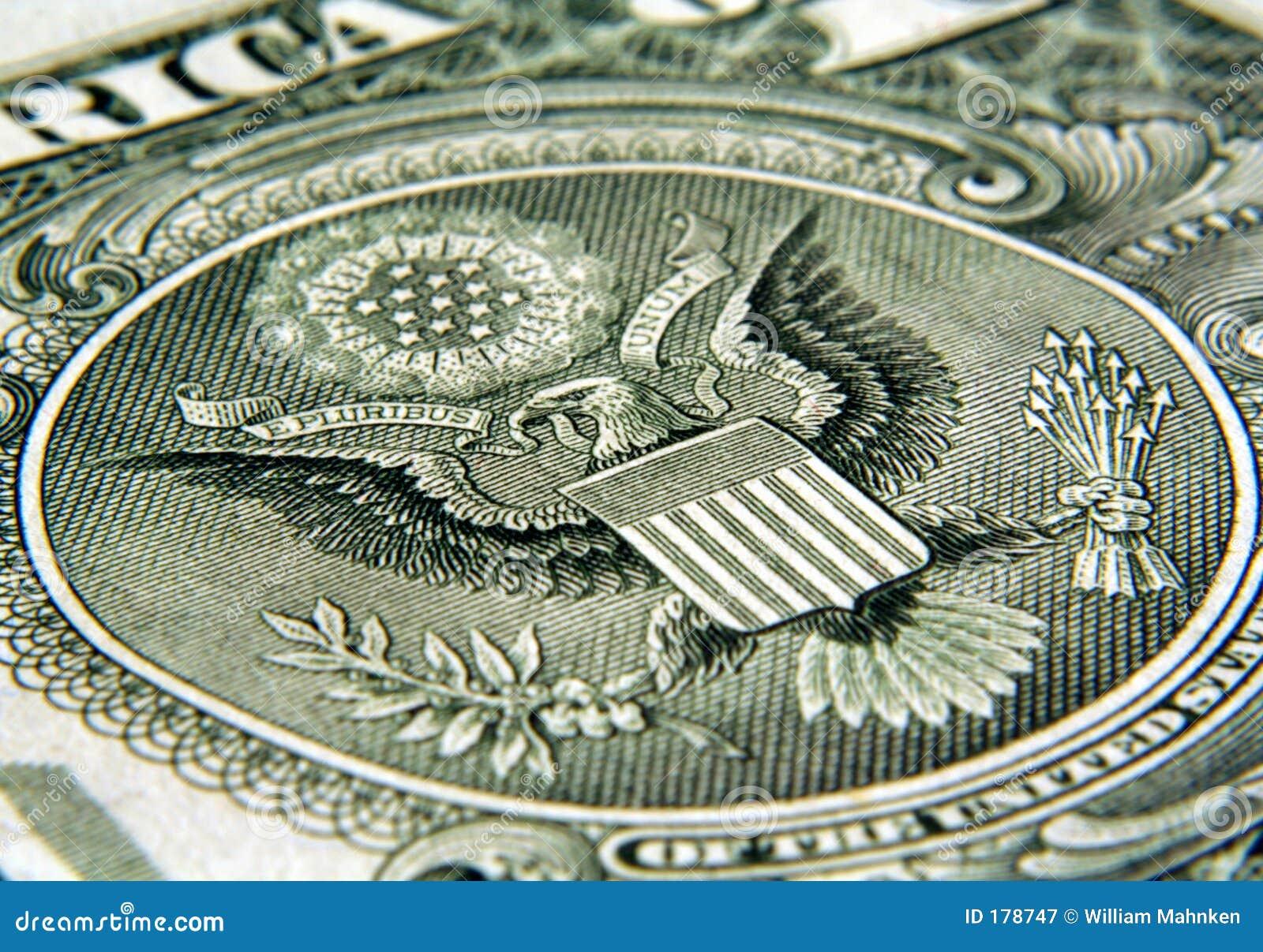 Dólar - águila