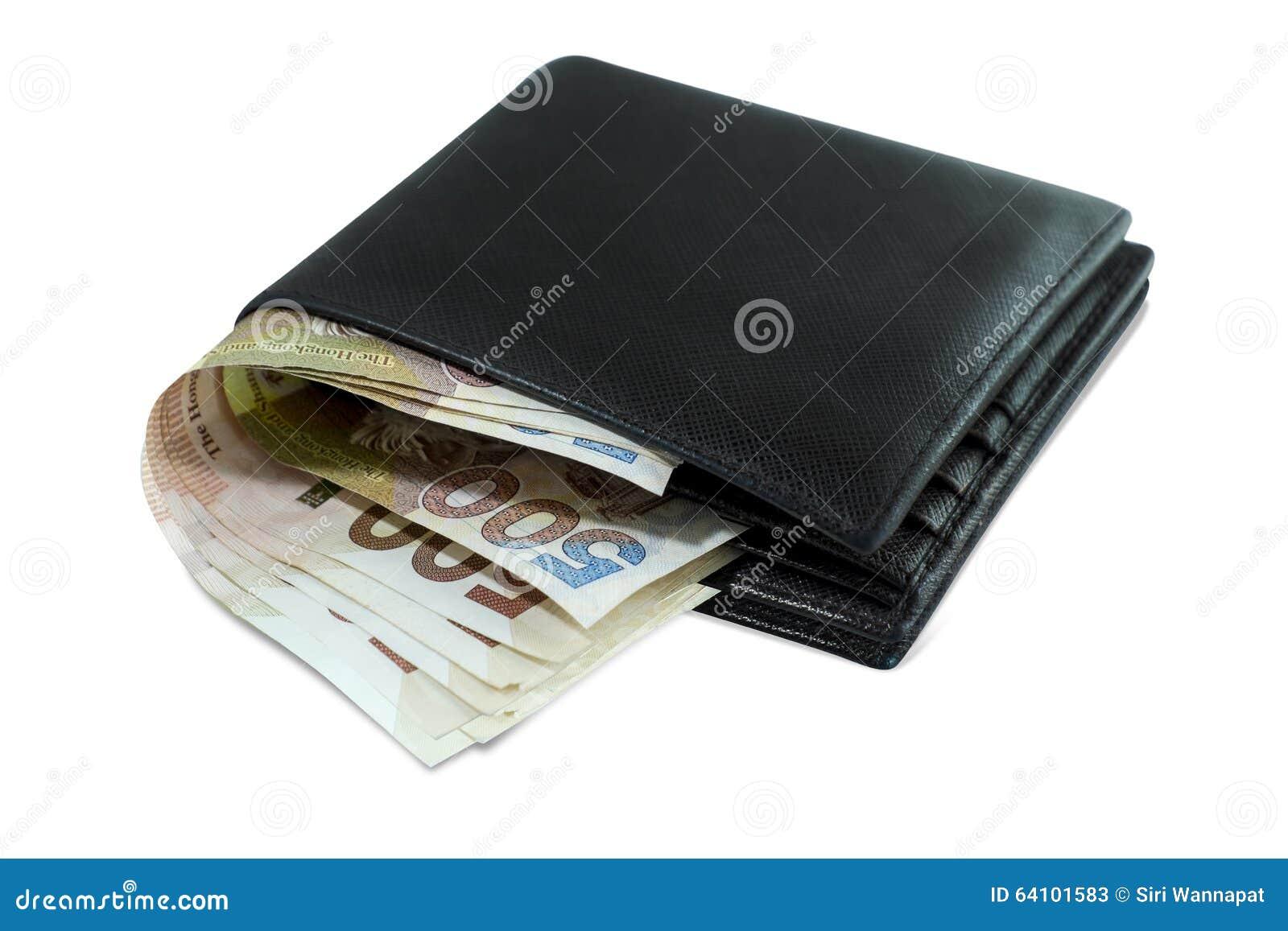 Dólares de Hong Kong, Hong Kong Wallet, Hong Kong Money