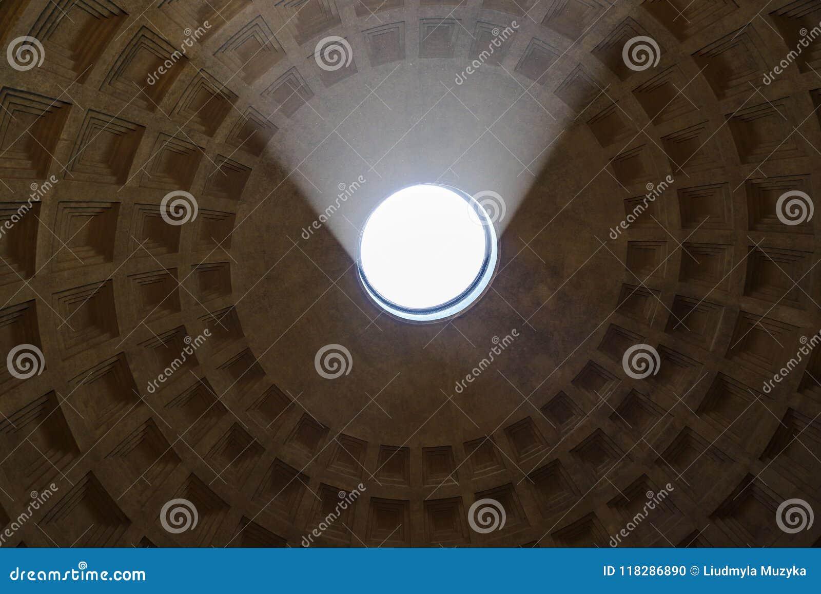 Dôme de Panthéon, Rome
