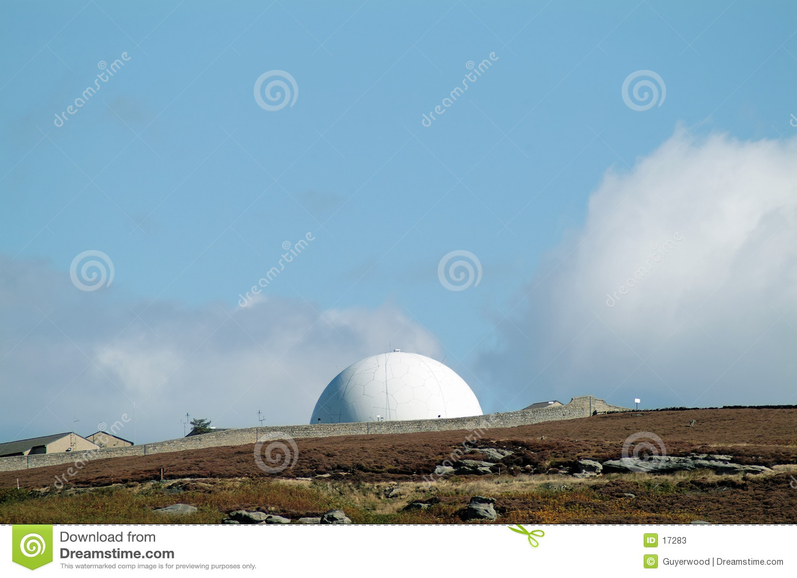 Dôme de radar