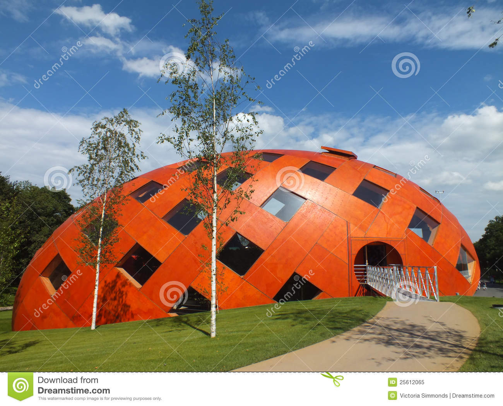 Dôme néerlandais Floriade 2012