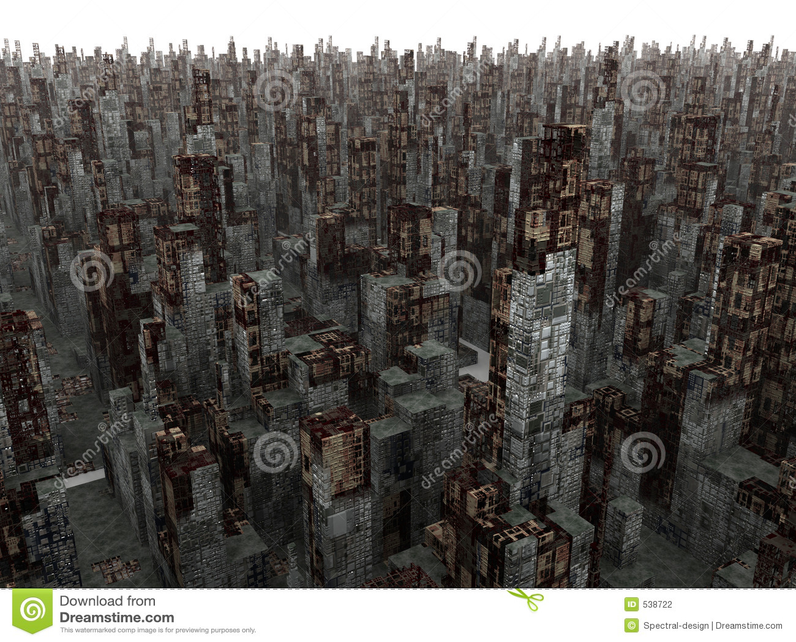 Död stad