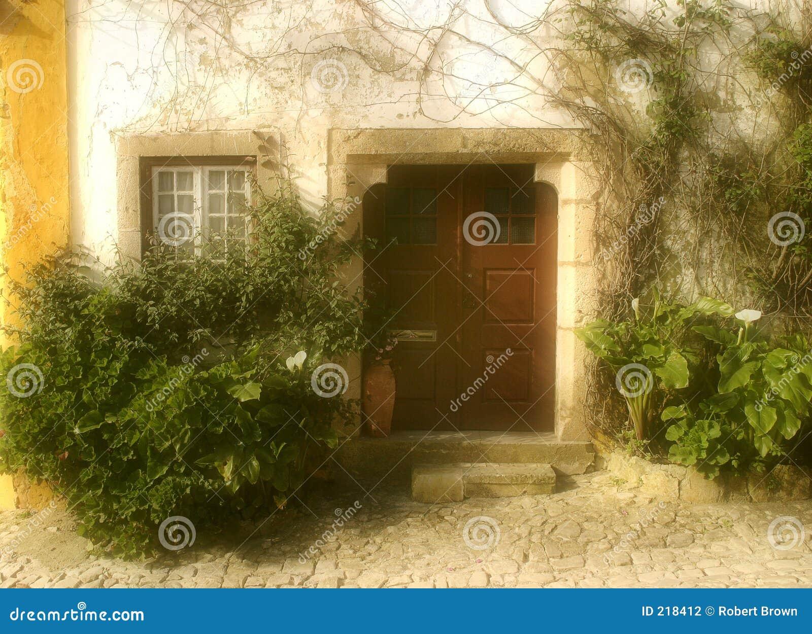 Dörröppning portugal