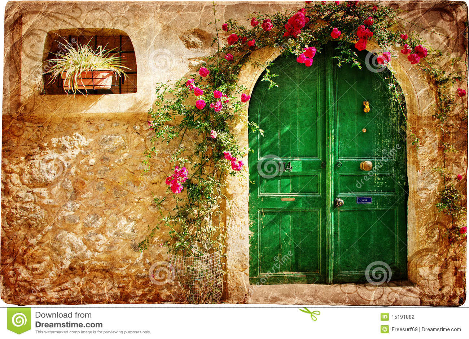 Dörrar greece