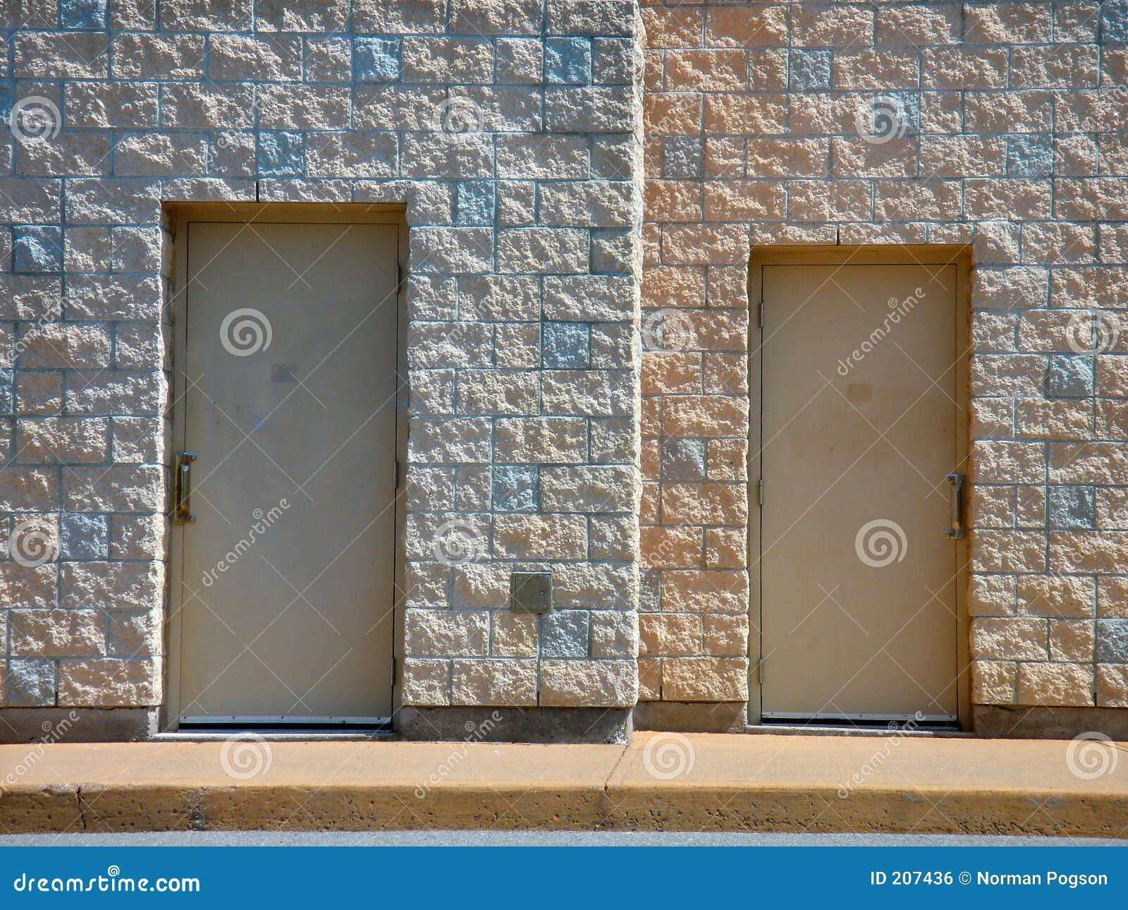 Dörrar två