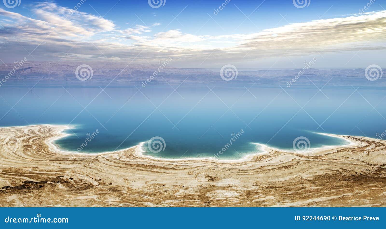 Dött israel hav