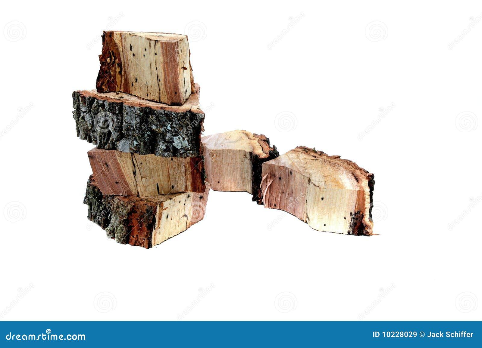 Dębowy drewno