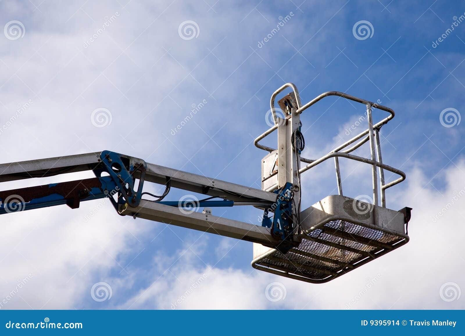 Dźwigowa platforma