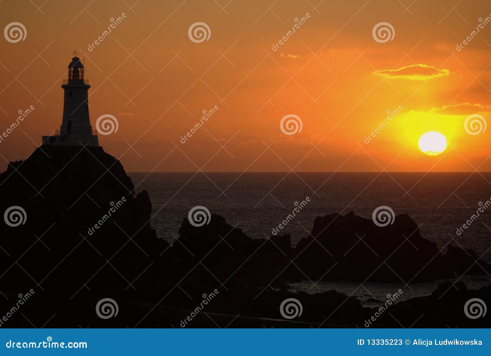 Dżersejowa latarnia morska