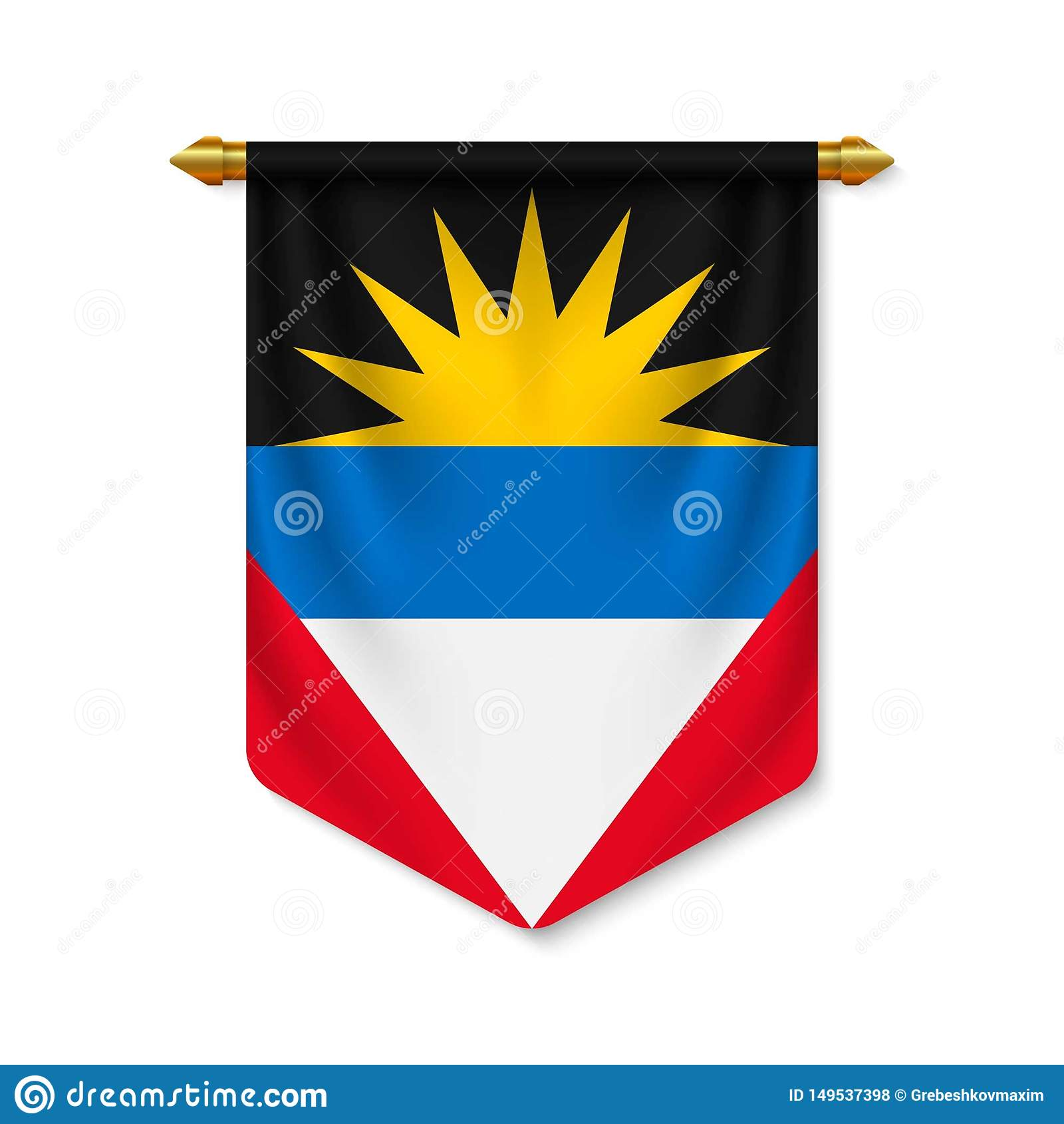 3d与flagn的现实信号旗