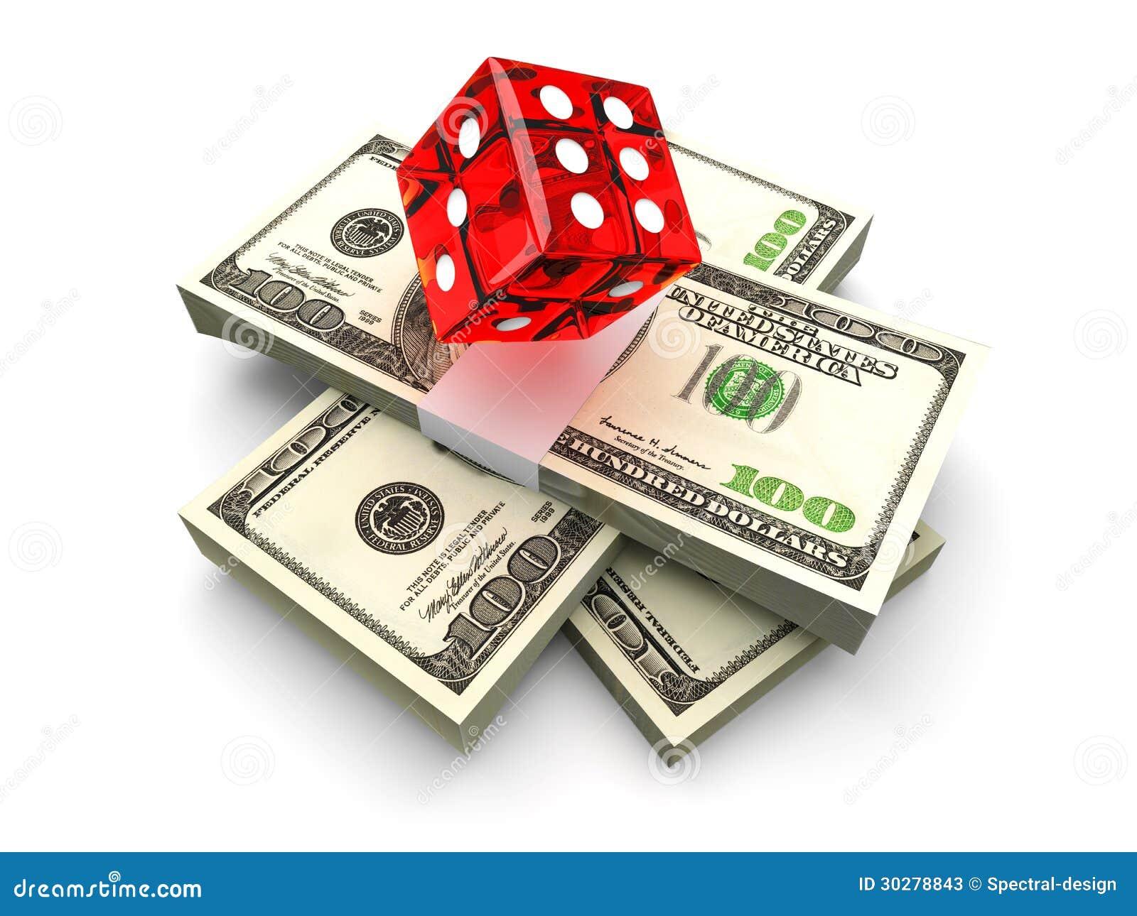 赌博的金钱