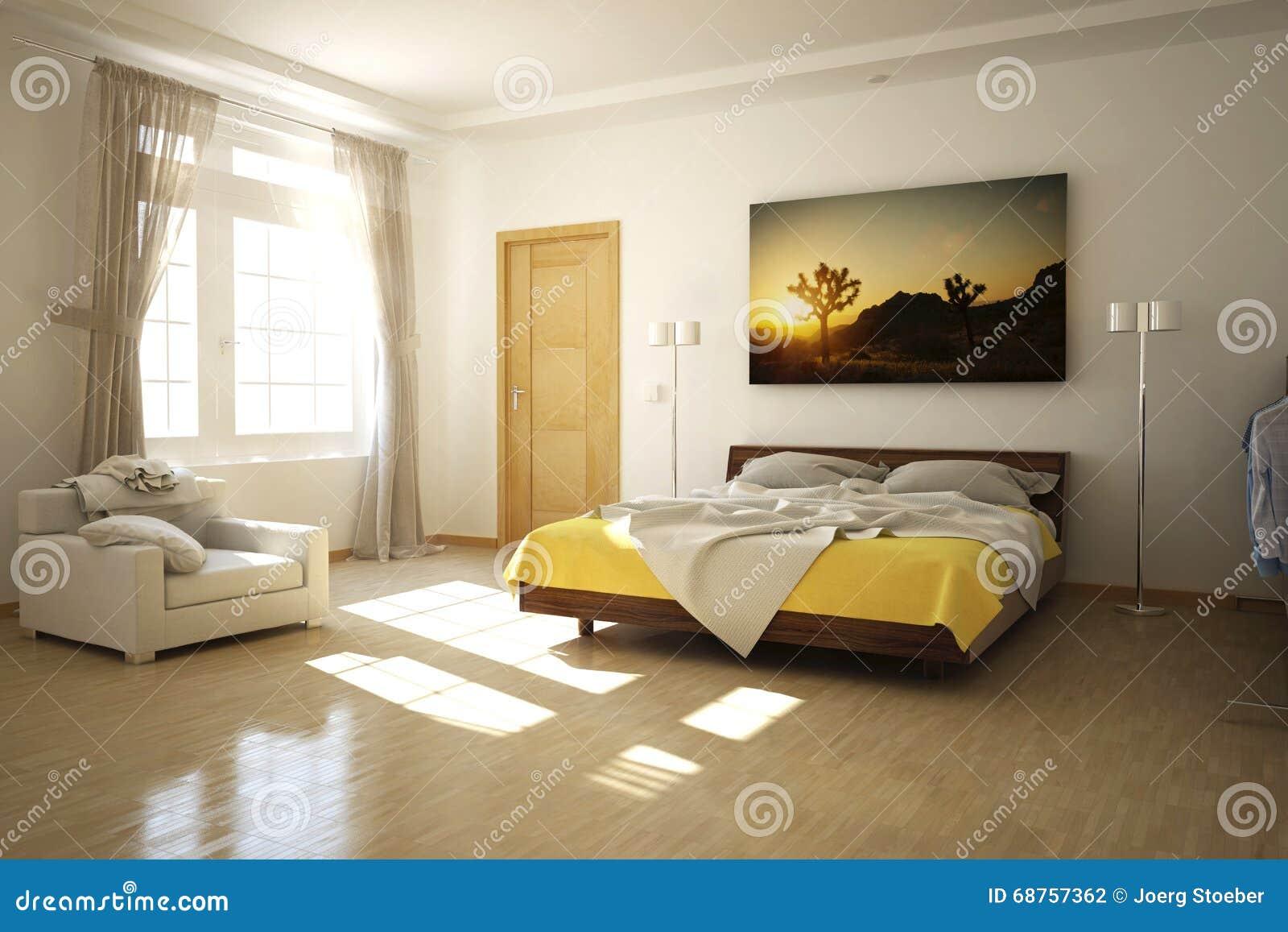3D回报了床室