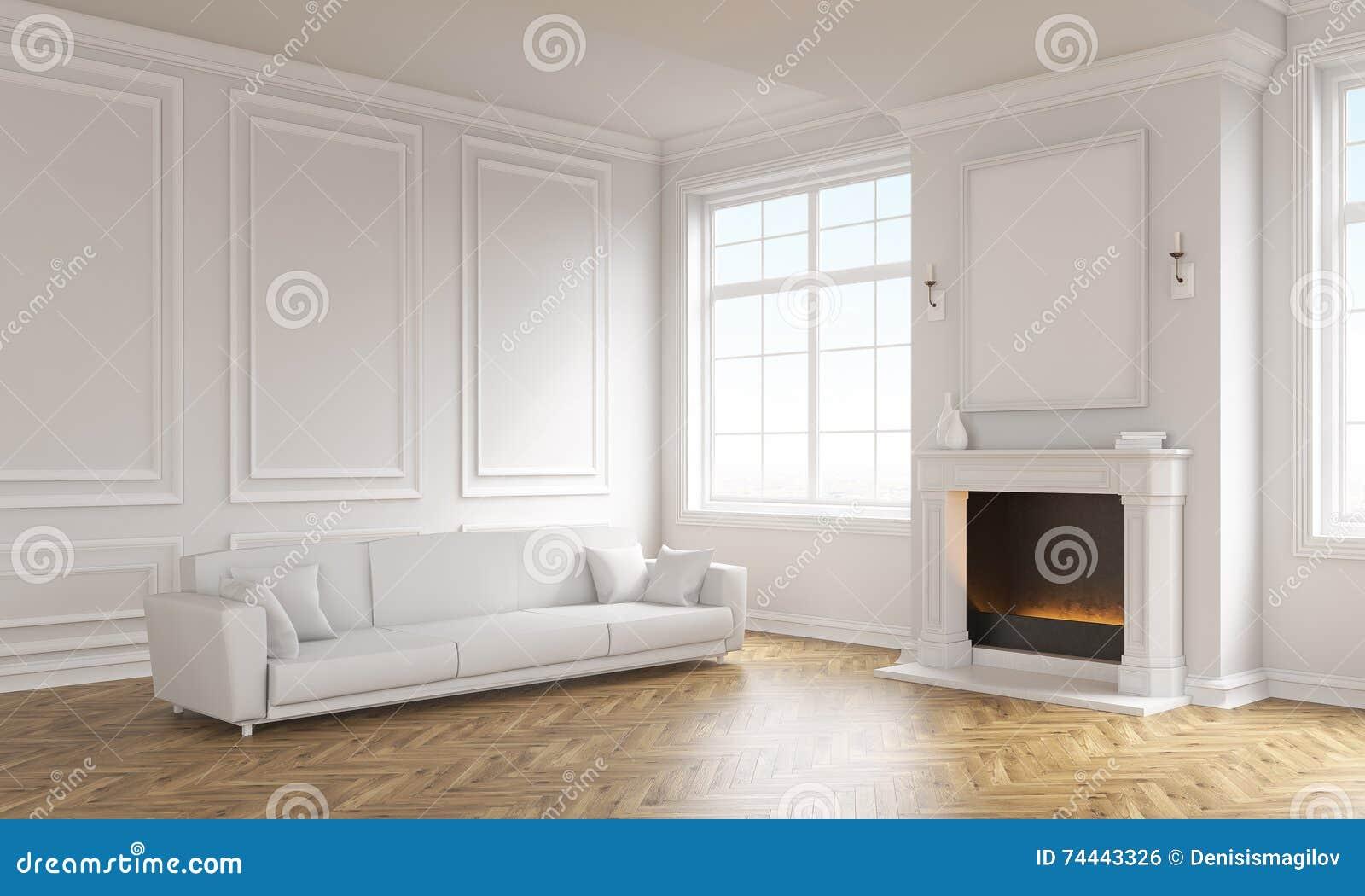 3d图象内部客厅
