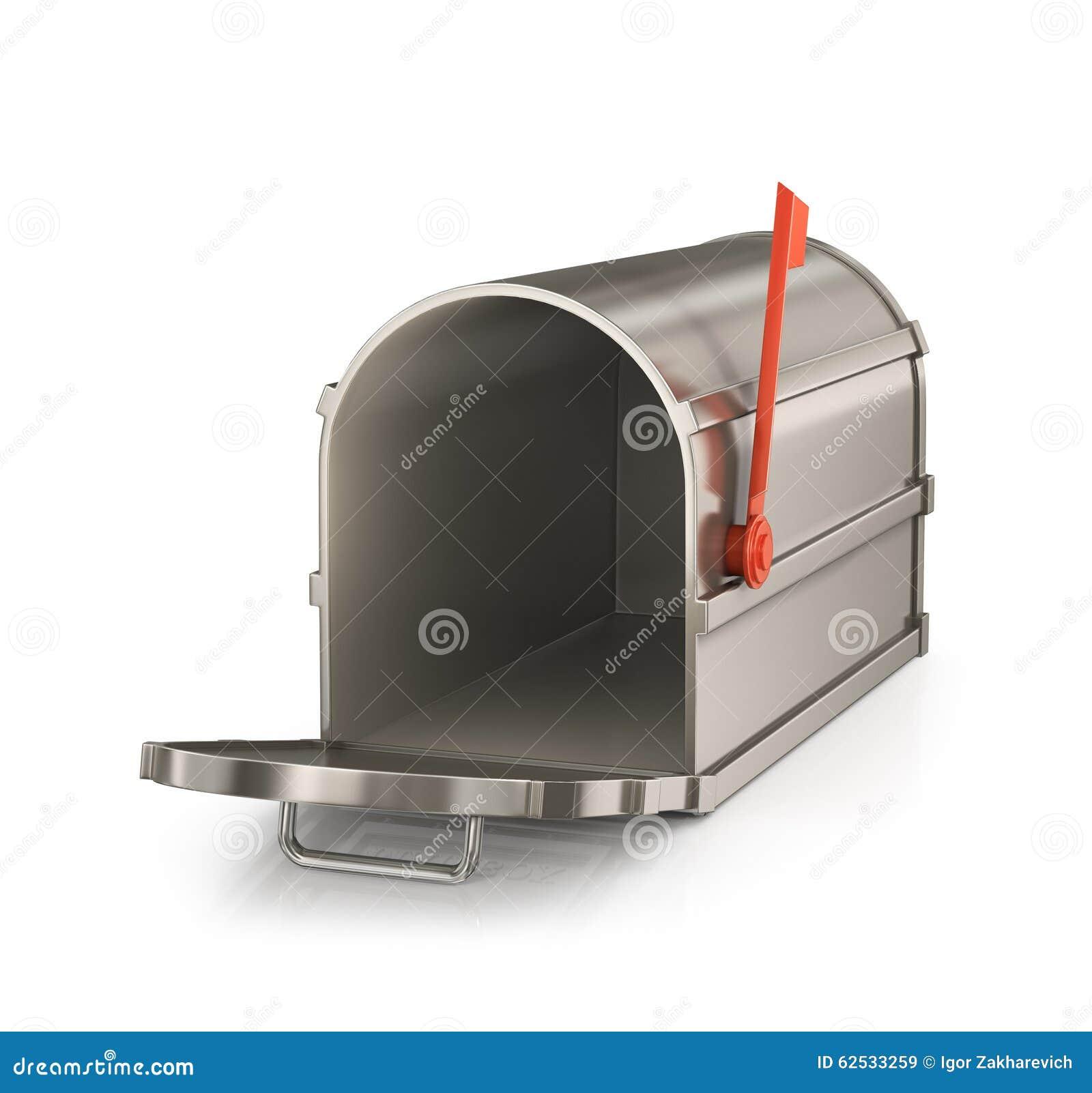 3d图象查出开放的邮箱