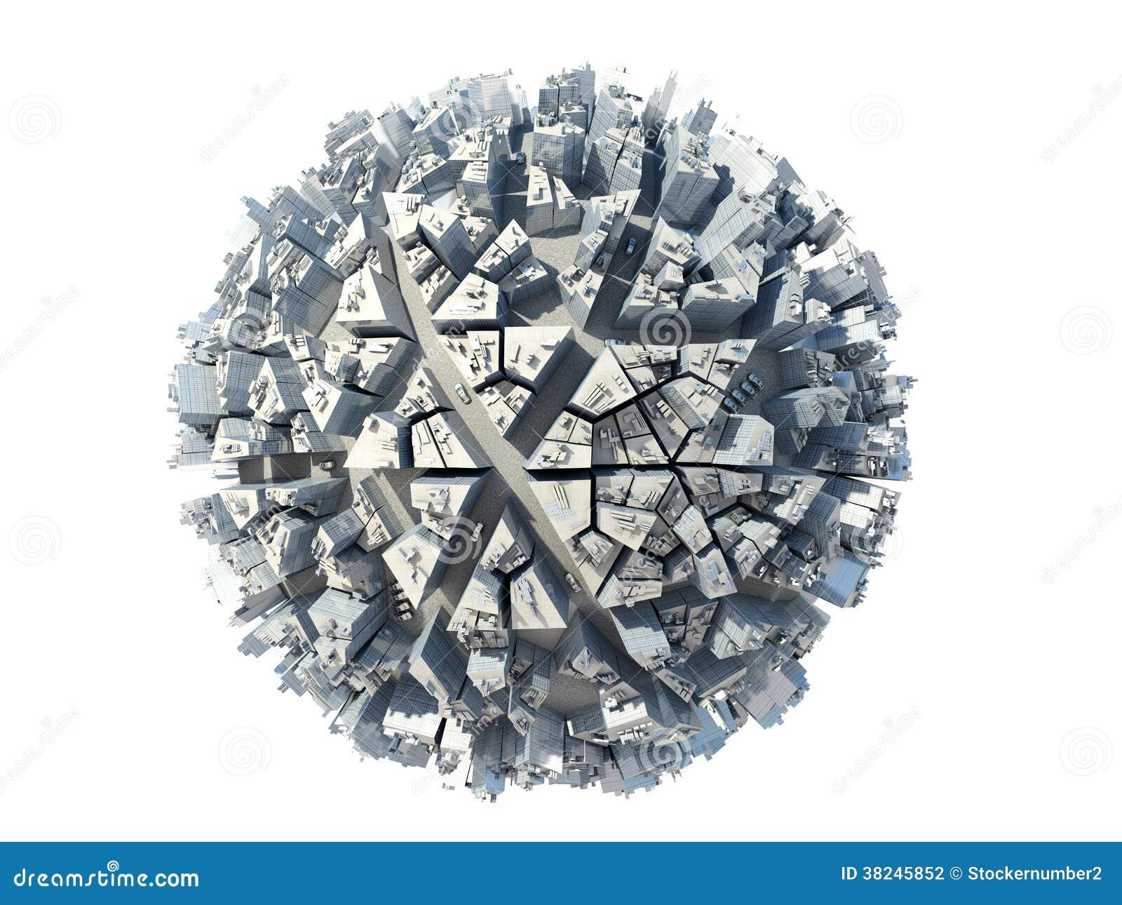3d城市地球