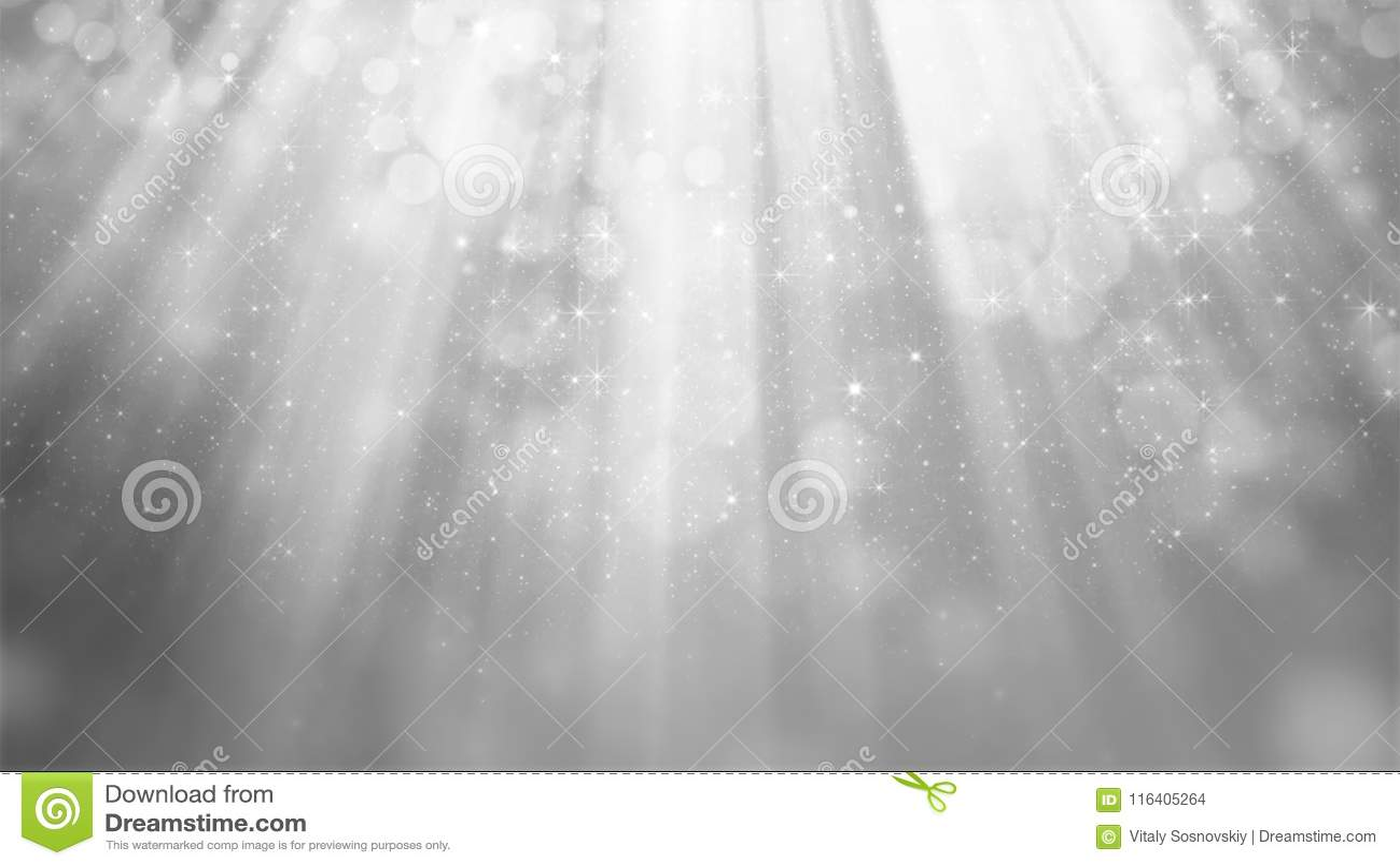 3D抽象发光的银色背景翻译