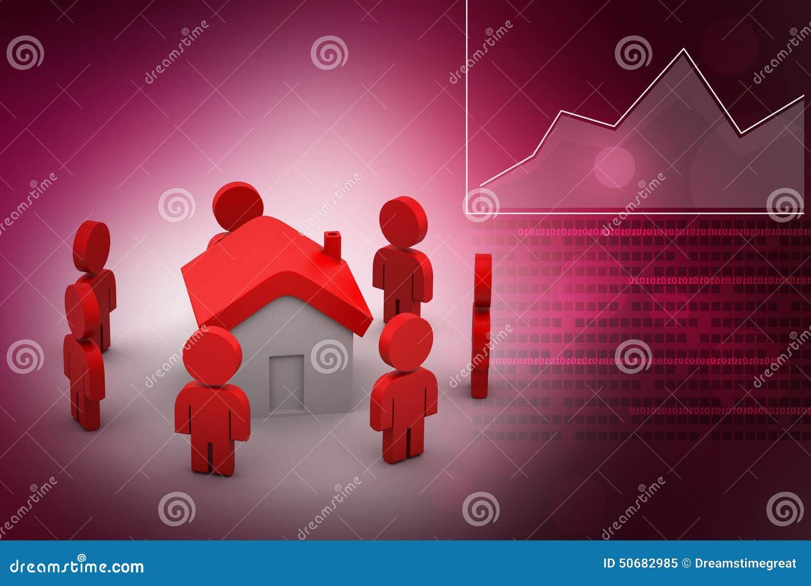Download 3d有家的,房地产概念人们 库存例证. 插画 包括有 查出, 任何地方, 人力, 背包, 庄园, 橙色, 尺寸 - 50682985
