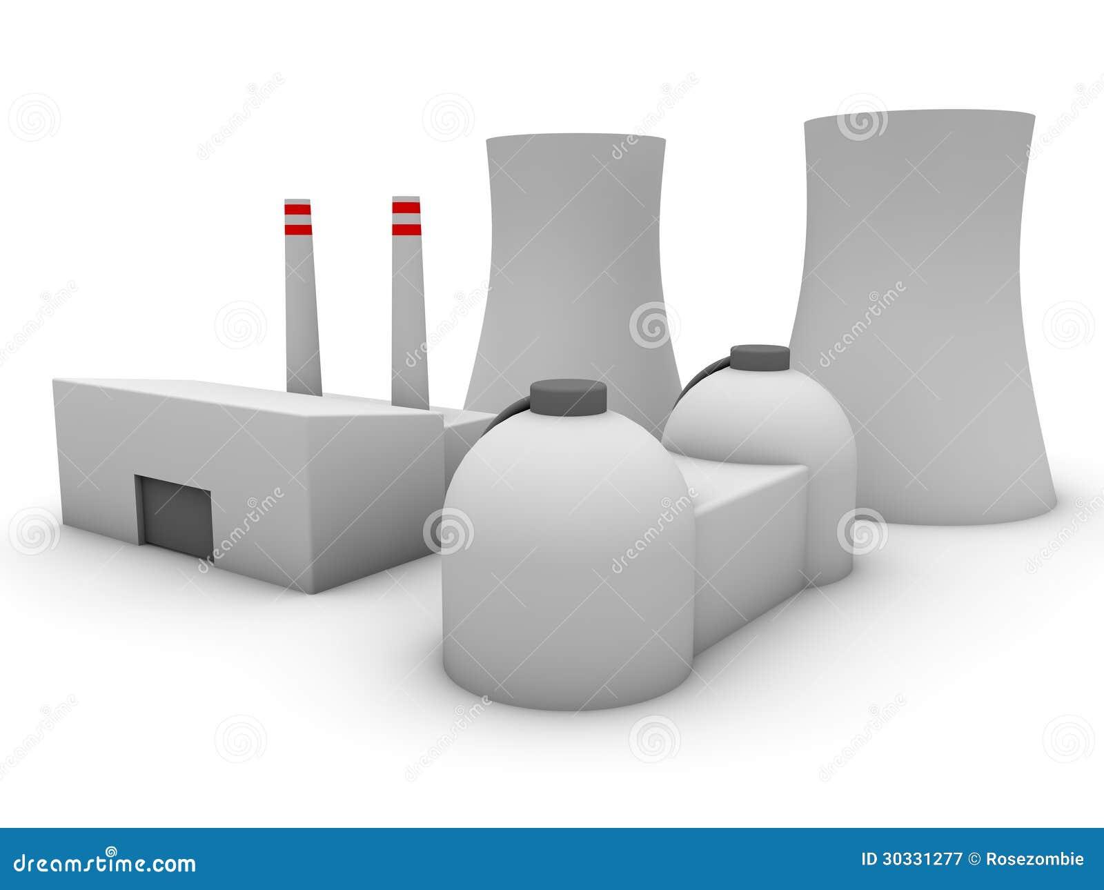 3d核电站
