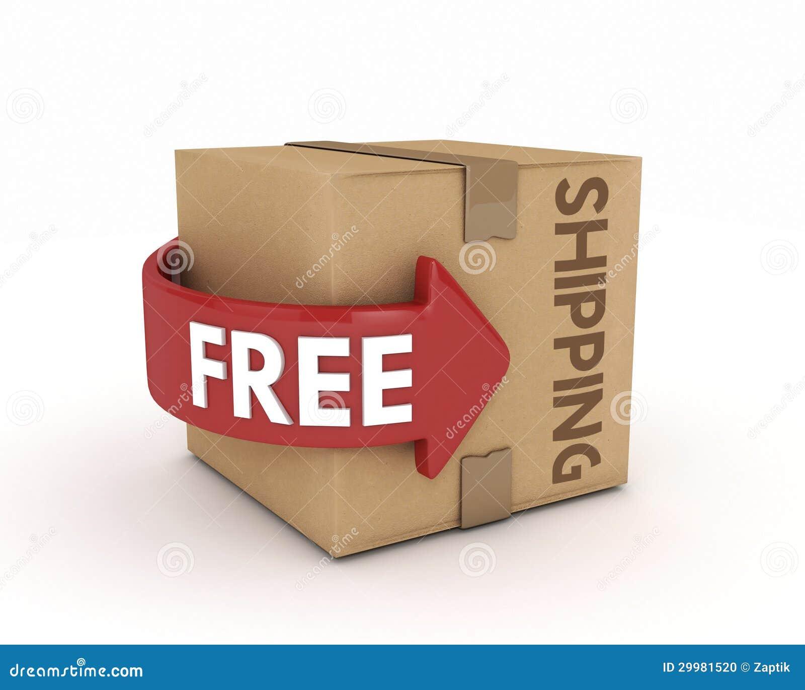 自由运输纸板