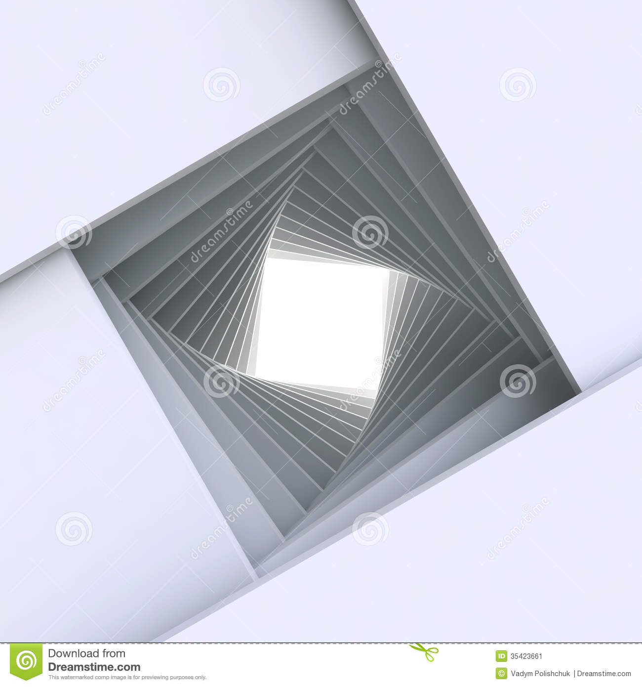 3d abstract architecture background stock image image for Form architecture