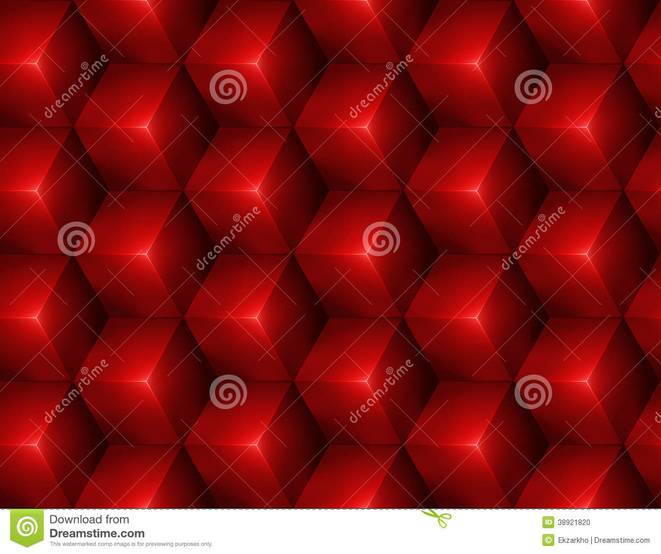 3d abstract cubes background - photo #33