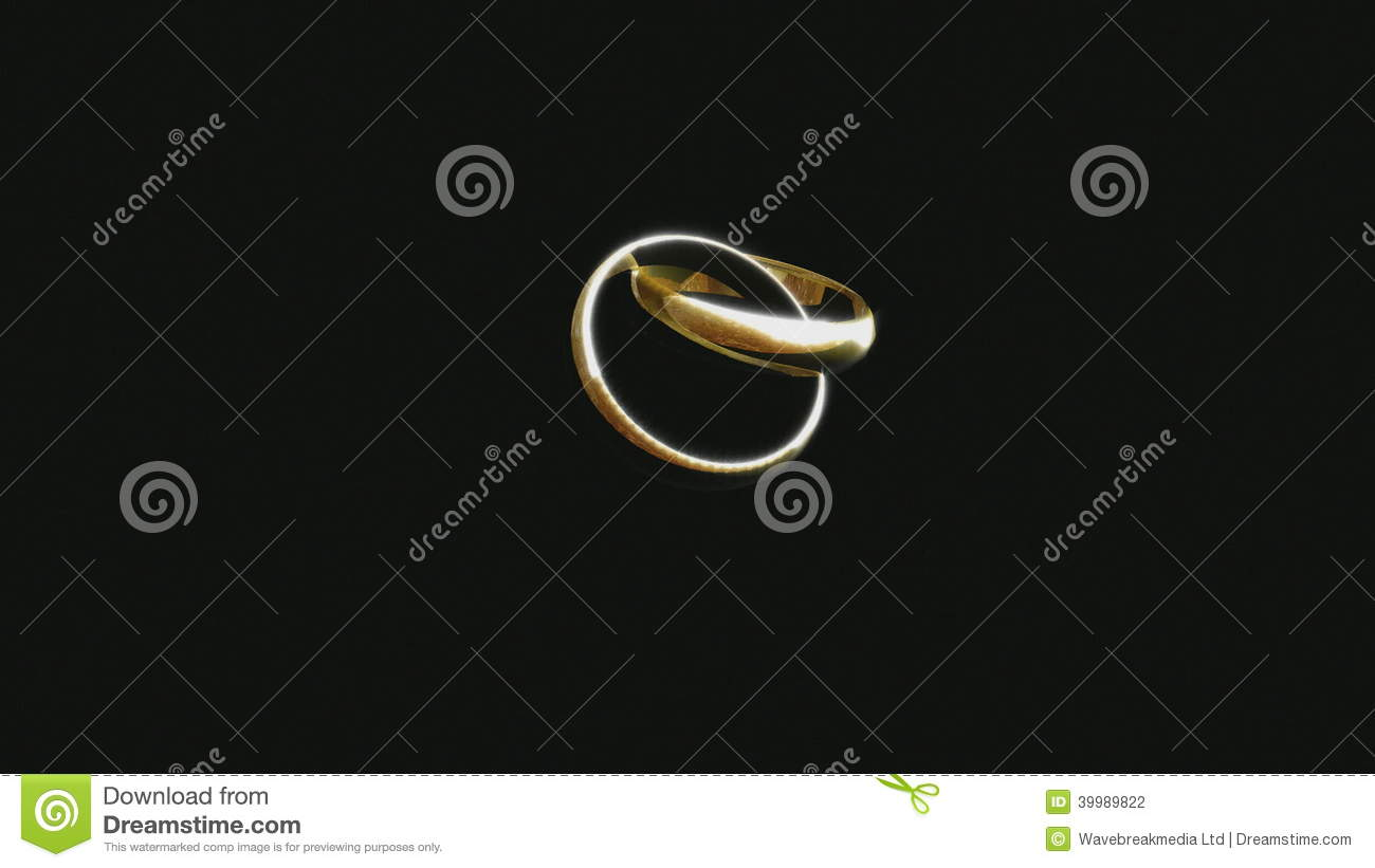 3D Animation Of A Wedding Ring Stock Footage Video of facet carat