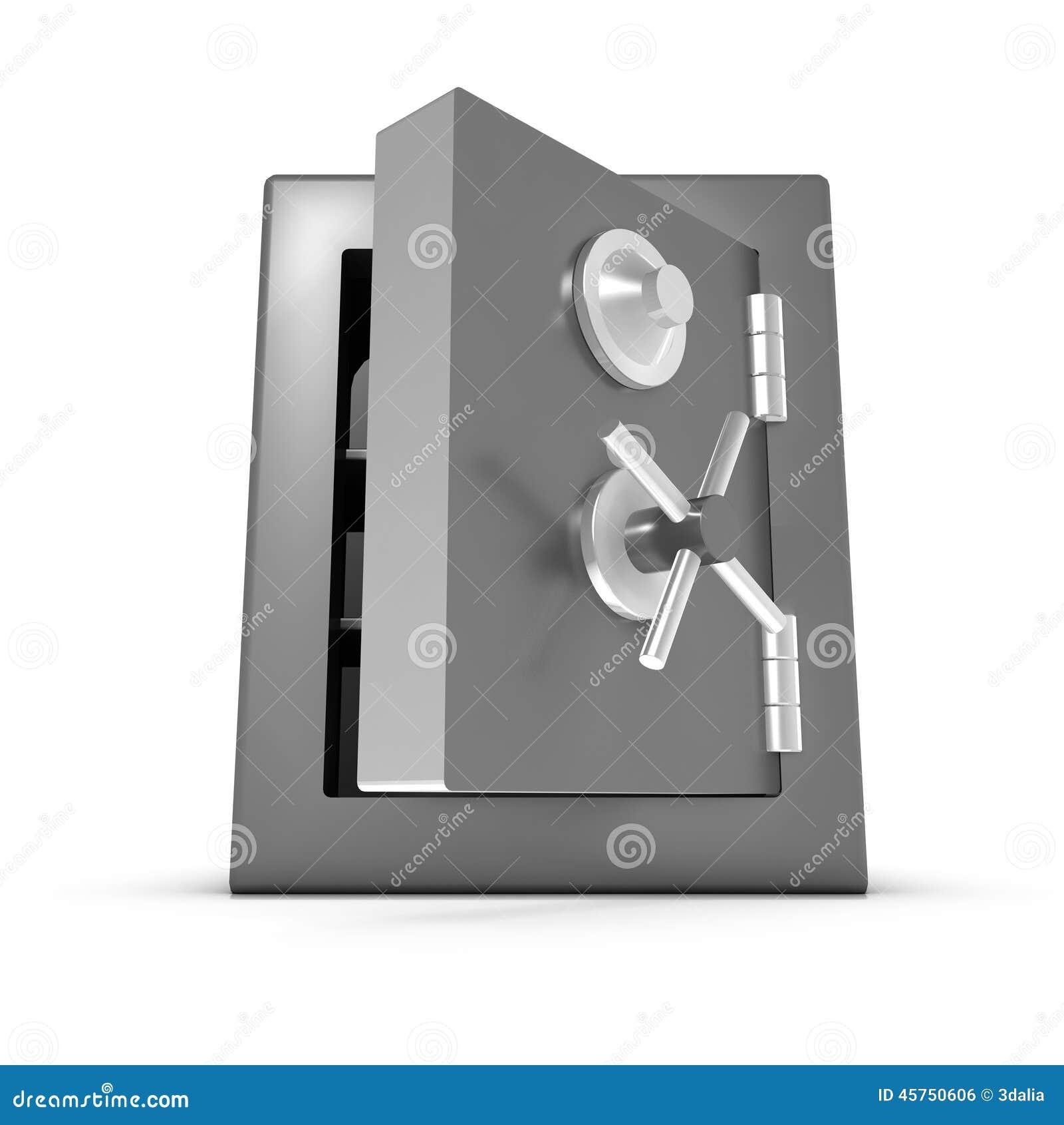 3d aprono la cassaforte