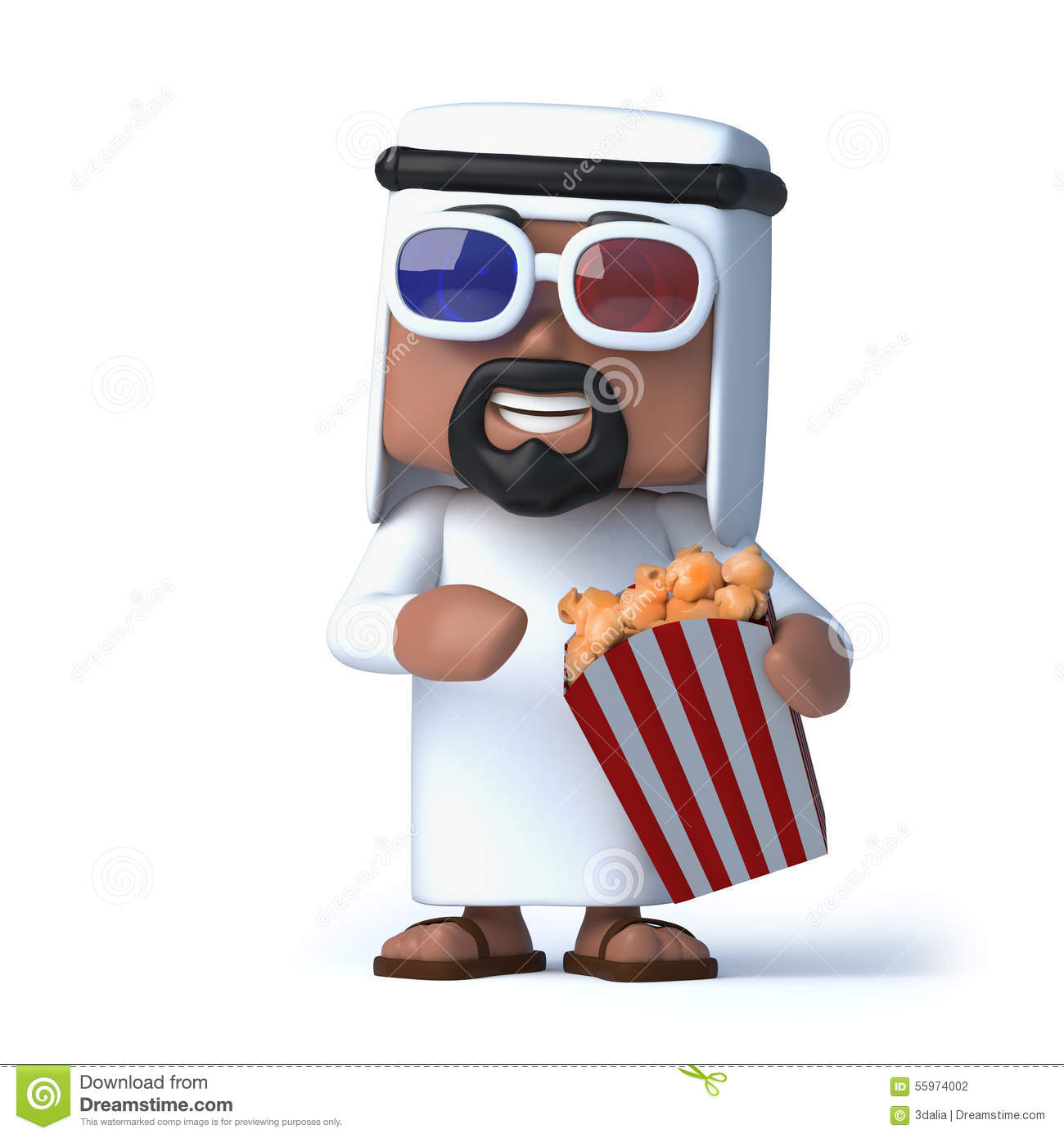 eats shirt checked stock popcorn wearing old photo watches television man and