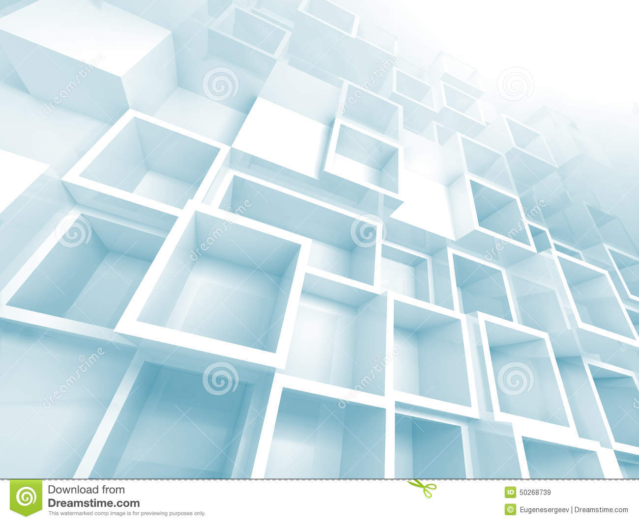 3d Background With White And Light Blue Empty Shelves ... | 1300 x 1065 jpeg 96kB