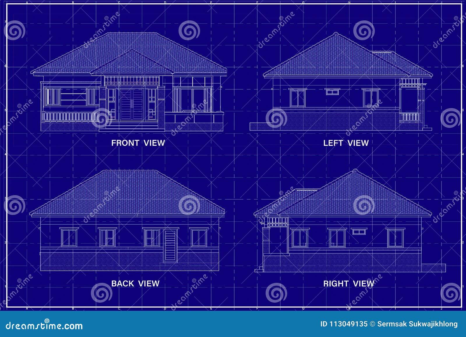 3d building on blueprint stock illustration illustration of download 3d building on blueprint stock illustration illustration of warehouse 113049135 malvernweather Choice Image