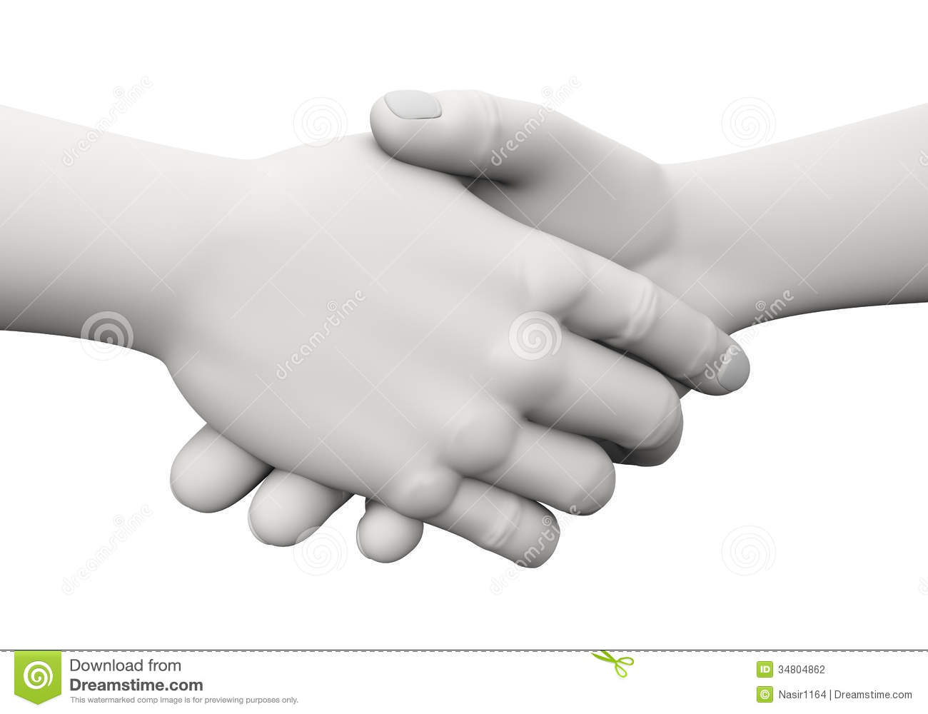 shaking hands how to stop