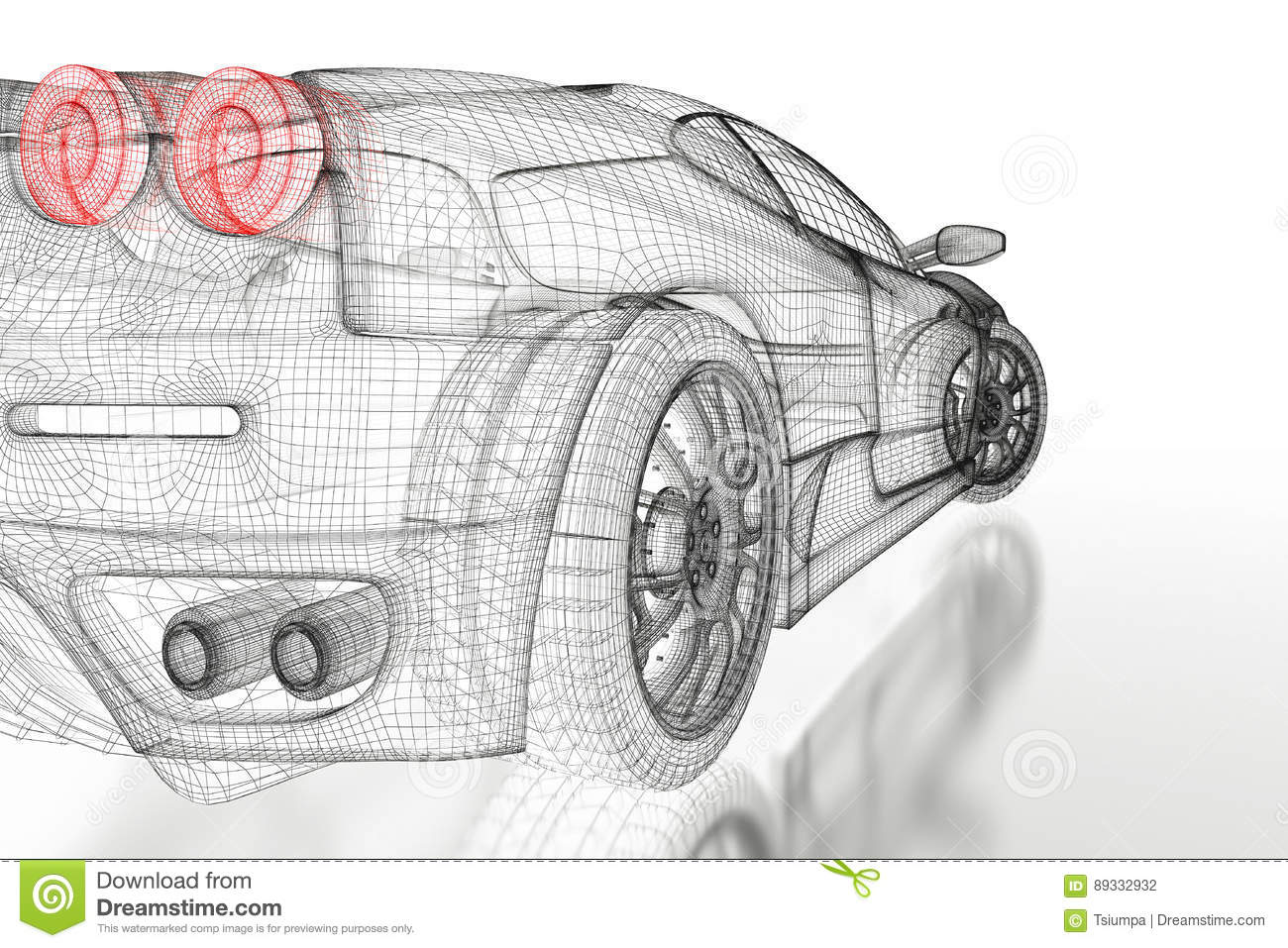 3d car mesh on a white stock illustration illustration of white download 3d car mesh on a white stock illustration illustration of white 89332932 malvernweather Gallery