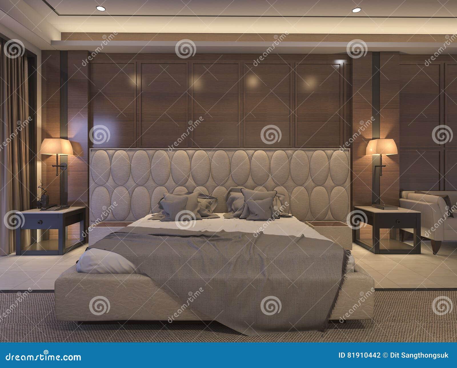 Camere Da Letto Classiche Romantiche : Decorazione camera da letto romantica decorazione del letto