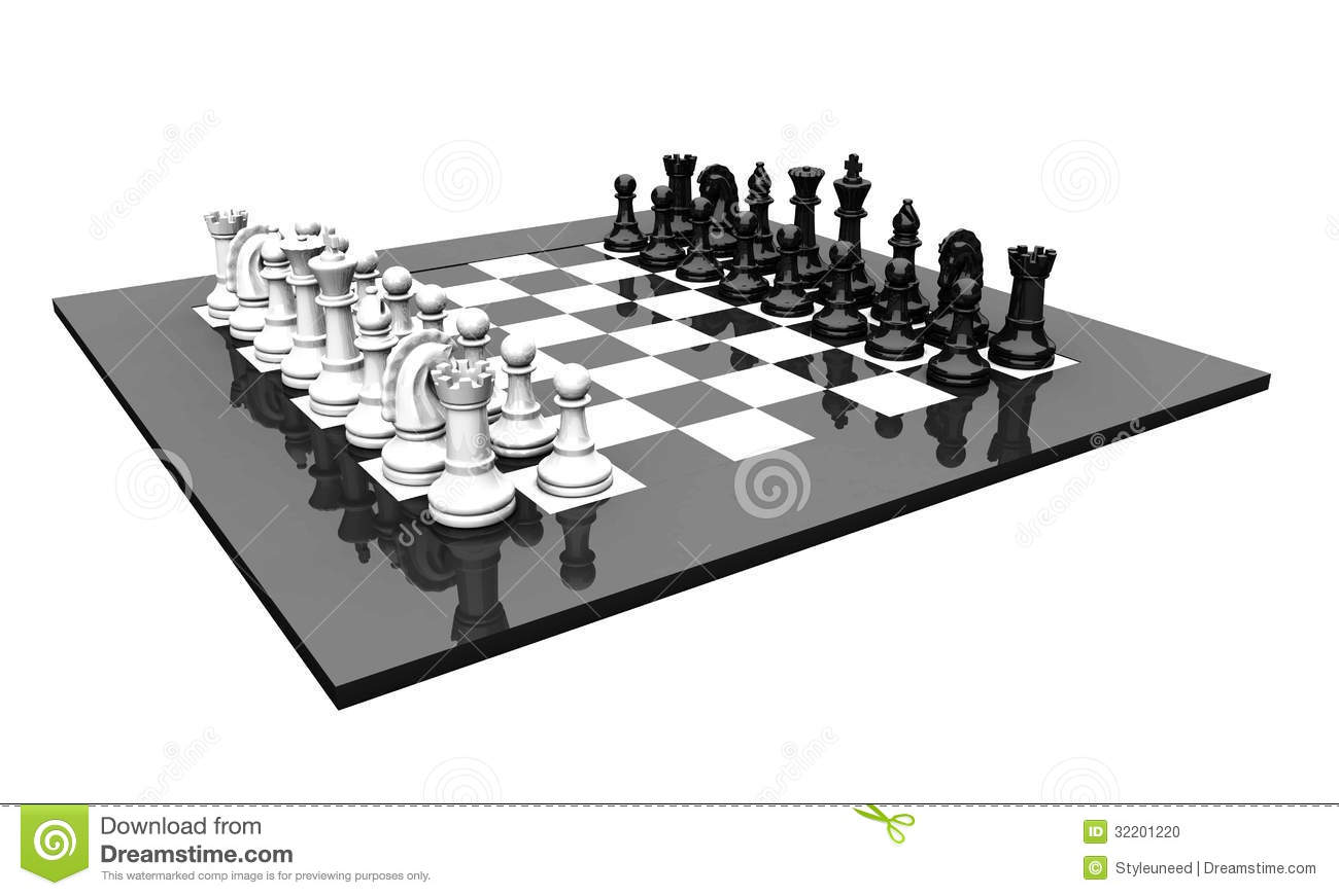 free illustration chessboard render - photo #9