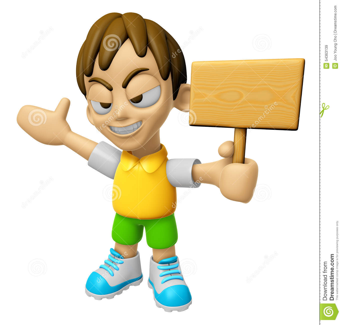 Character Design As A Career : Royalty free stock images d child mascot the hand is