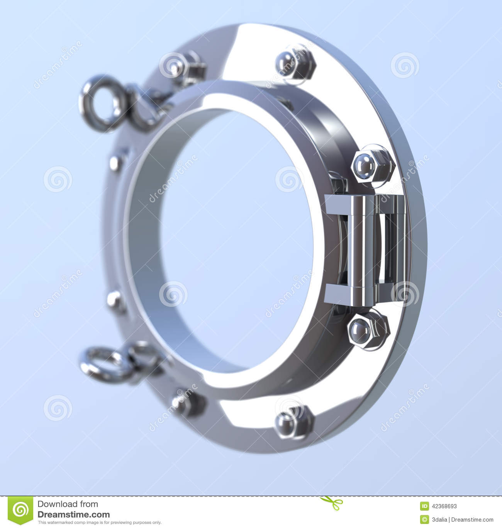 Ship Porthole Clipart