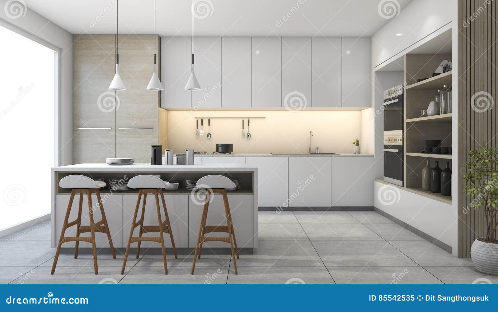 Großartig Küche 3d Modell Kostenlos Herunterladen Zeitgenössisch ...