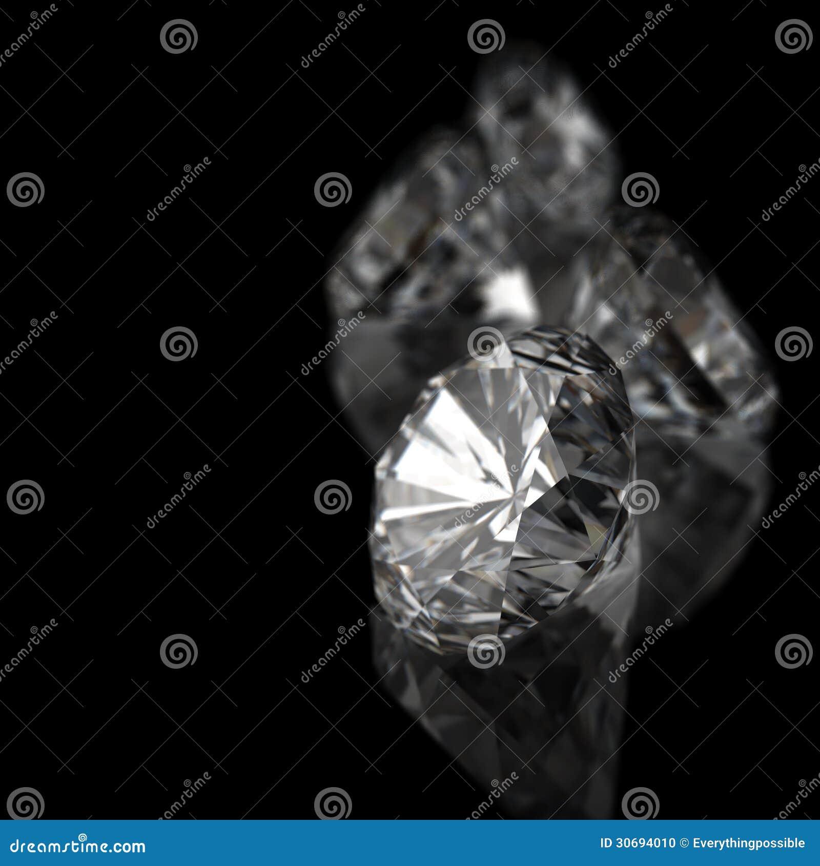 3d diamanten