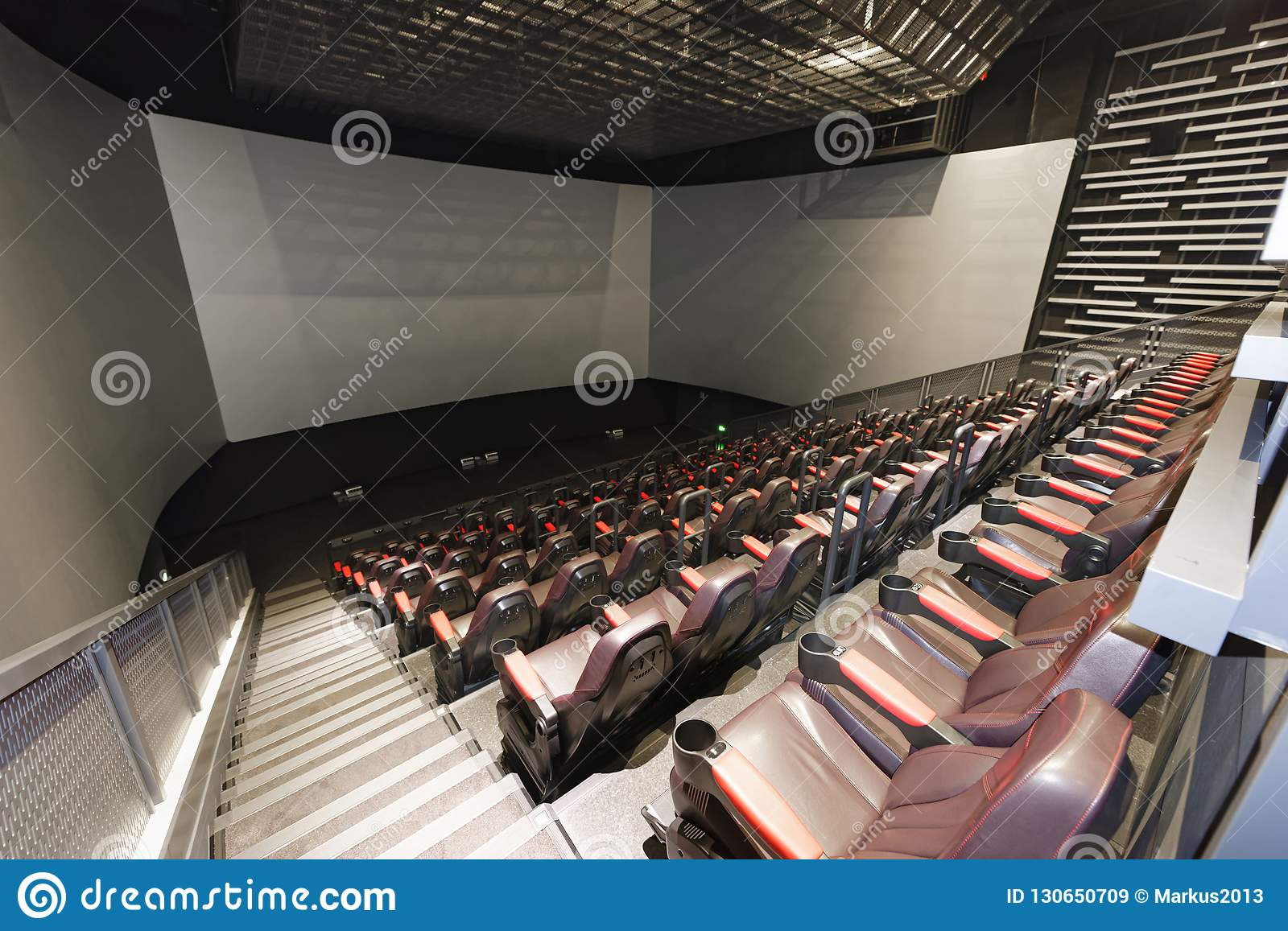3D Dolby kino