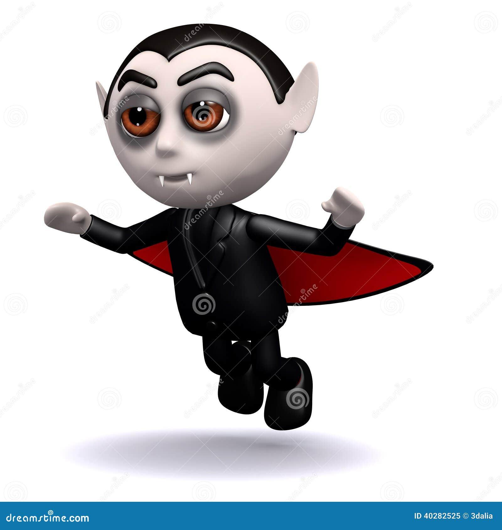 3d Dracula flys tonight