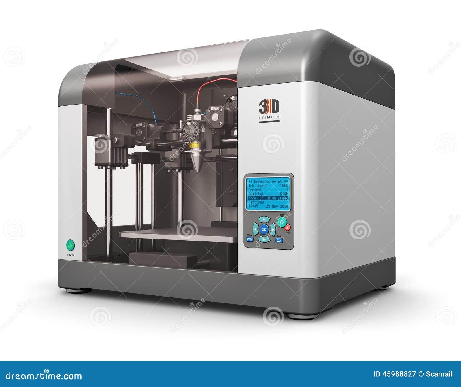 3D drukarka