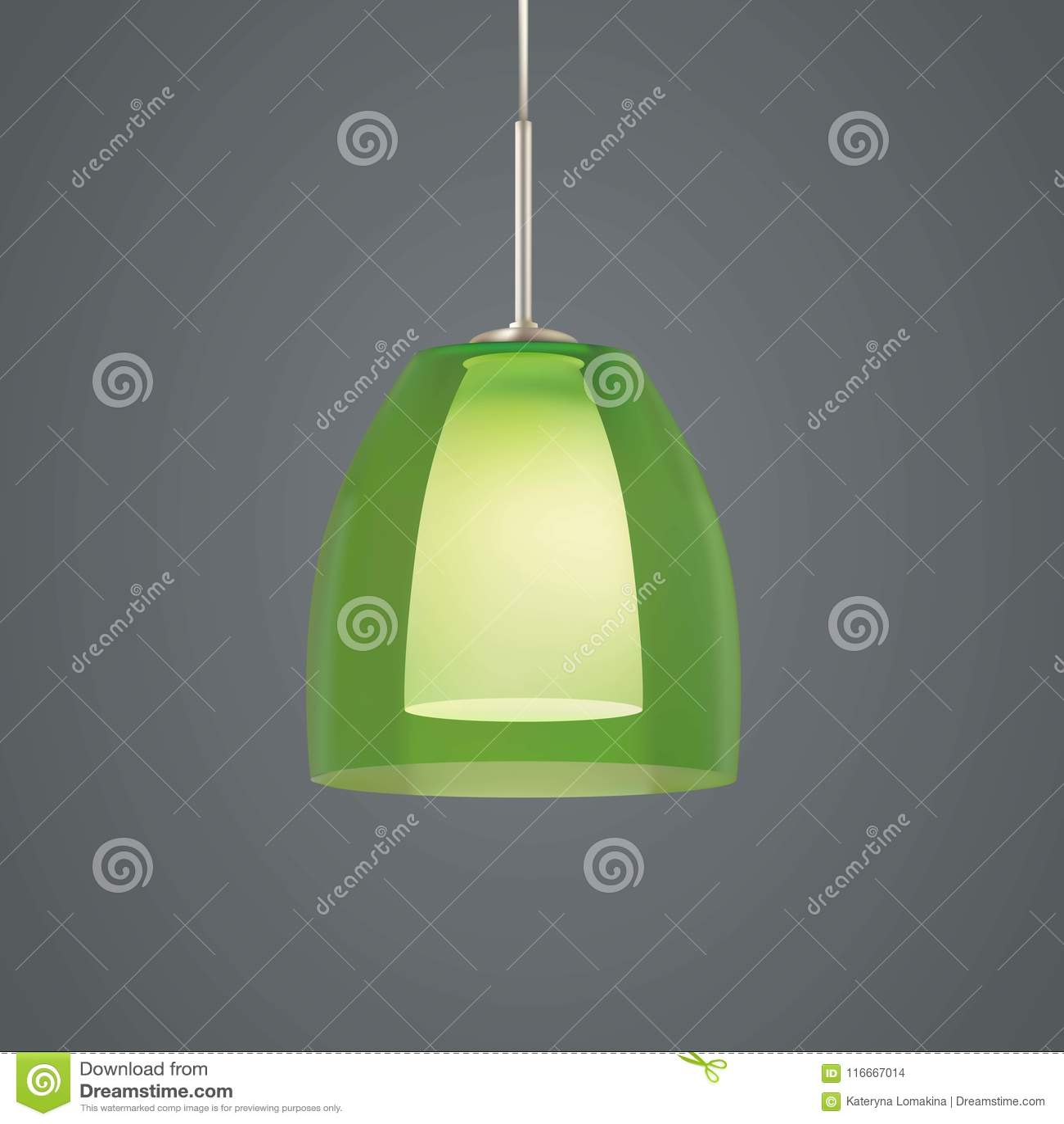 3d electric Lamp stock illustration. Illustration of glow - 116667014
