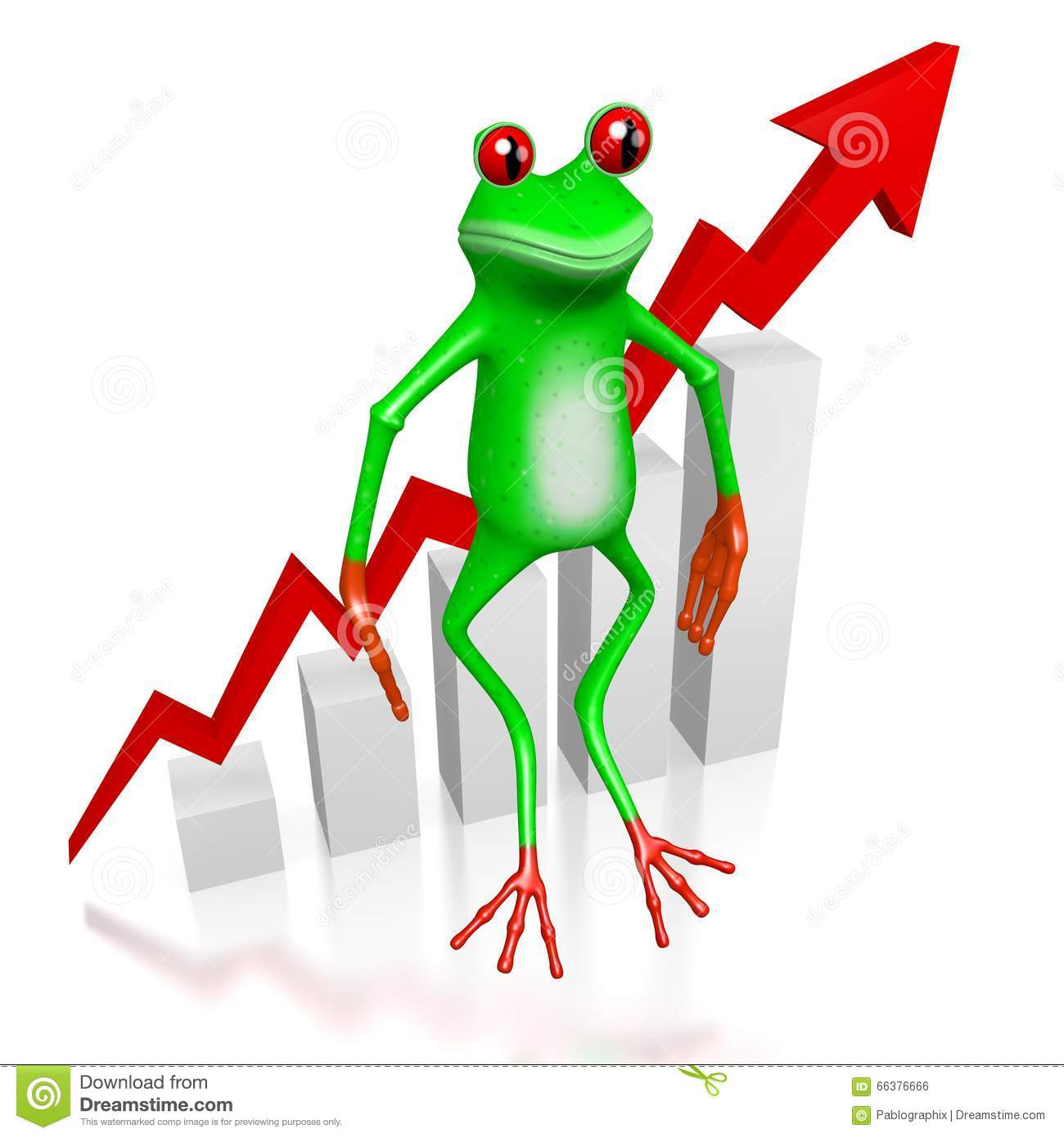 Frog Growth Chart Baby